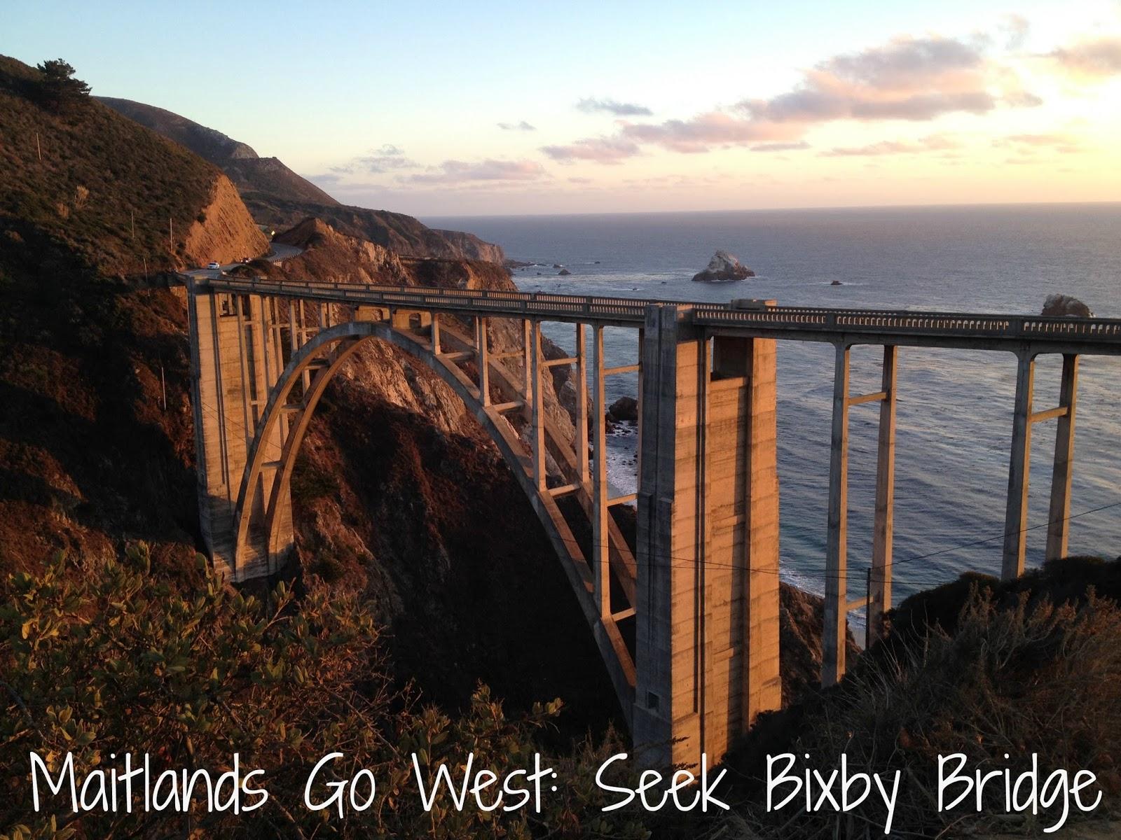 Andrea's Adventures: Maitlands Go West: 17-Mile Drive & Big Sur