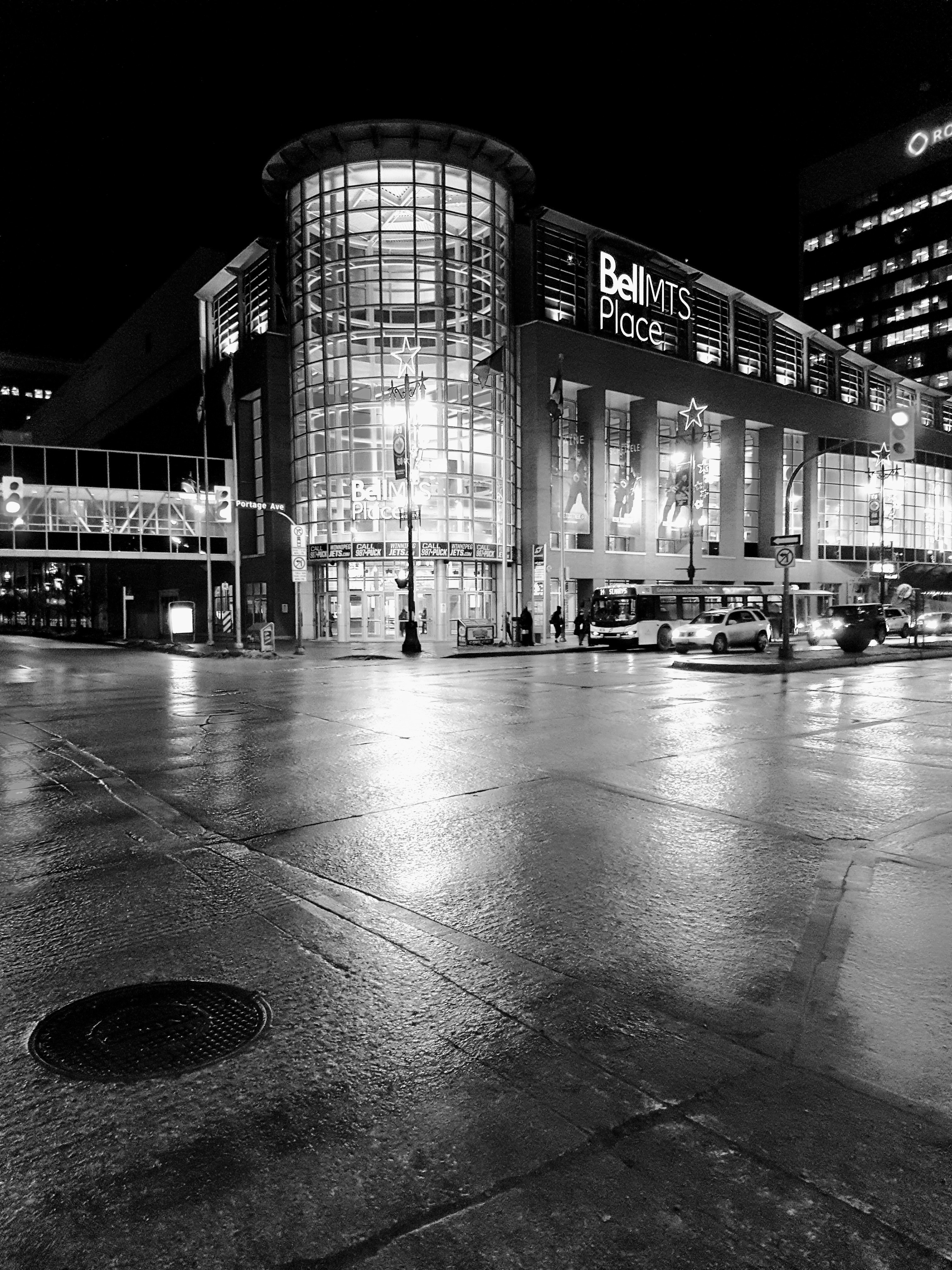 Black and White Photo of the Building, Architecture, Pavement, Urban, Travel, HQ Photo