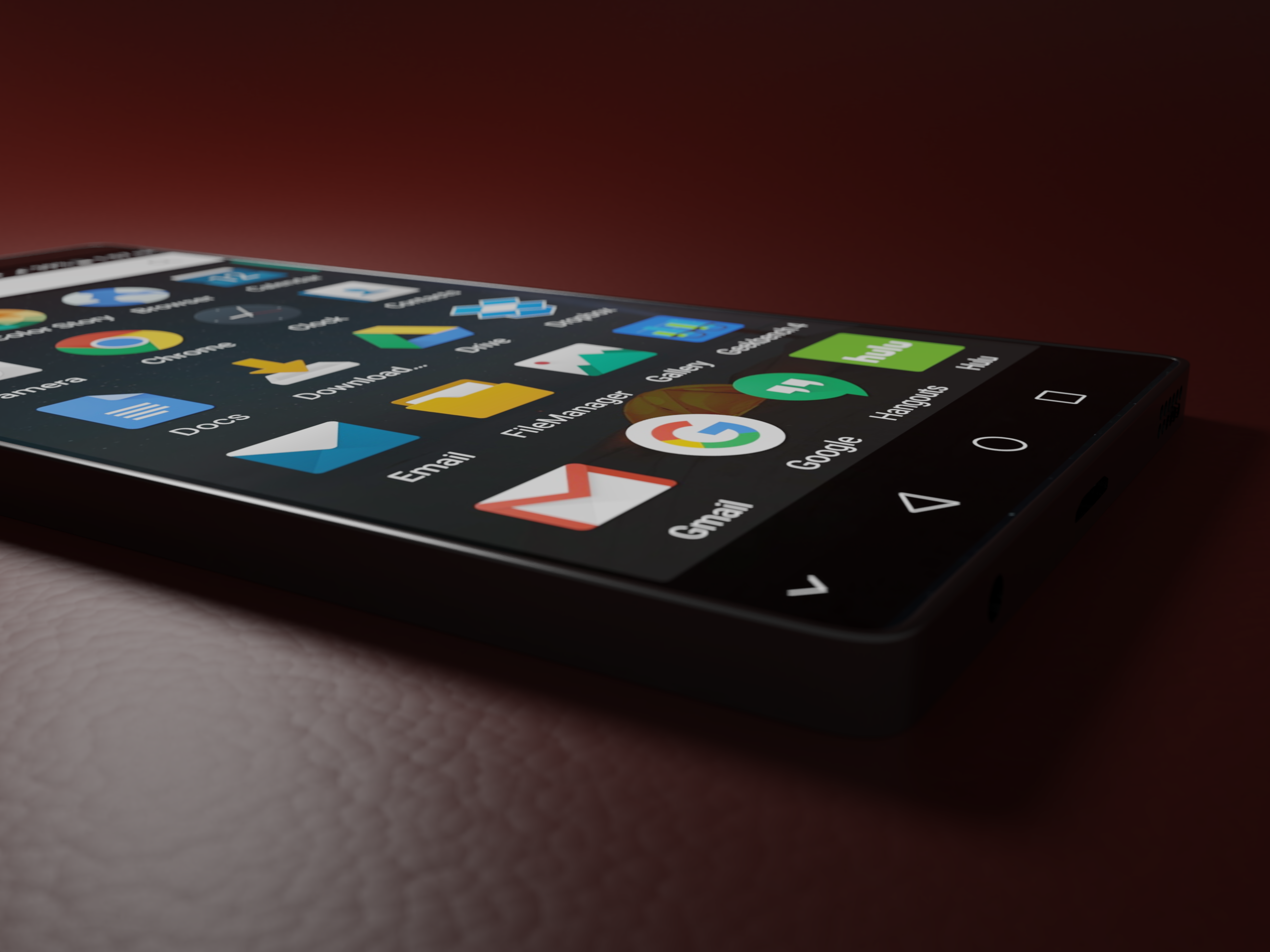 Black Android Smartphone, Apps, Mobile, Touch, Technology, HQ Photo