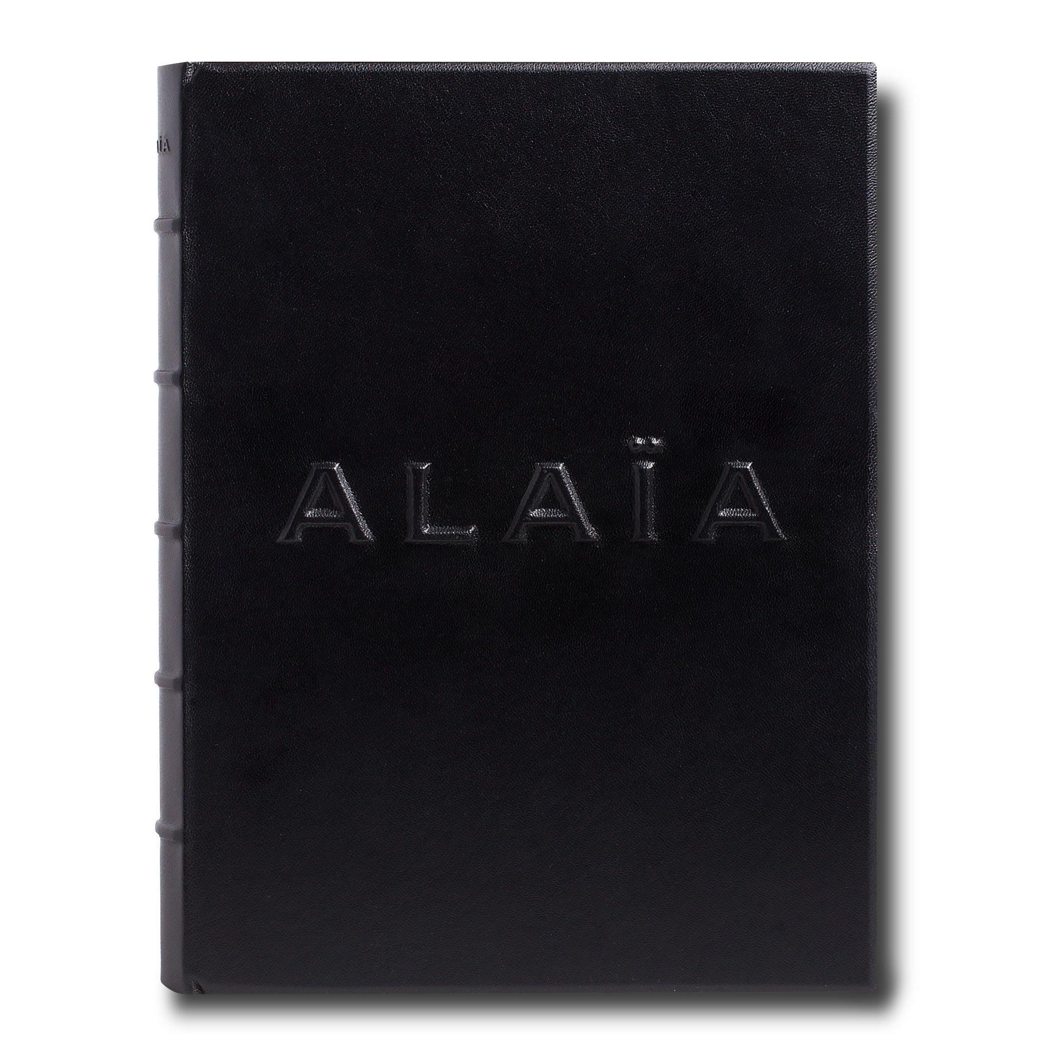 Alaïa Special Edition Black book | ASSOULINE – Assouline