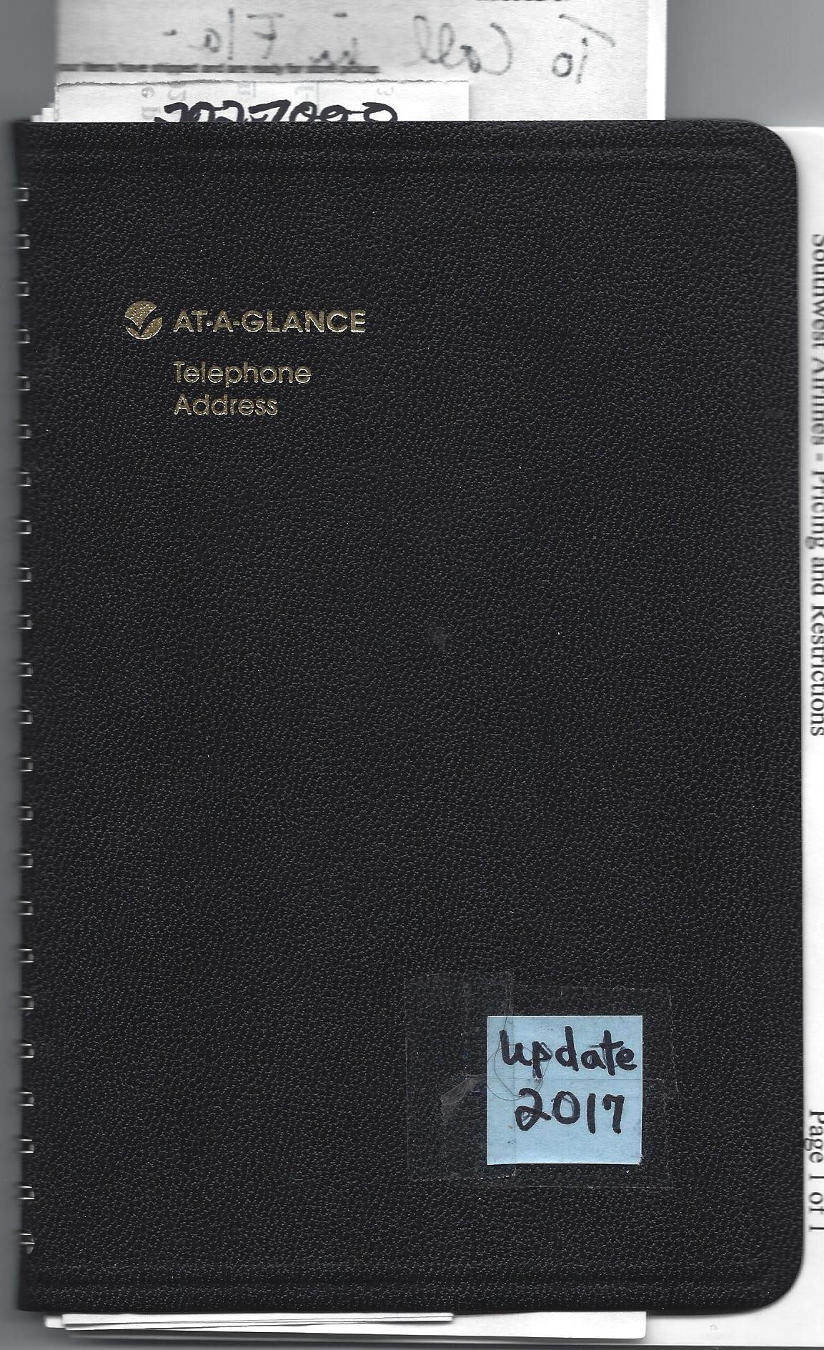 My Little Black Book - Lucia St. Clair Robson