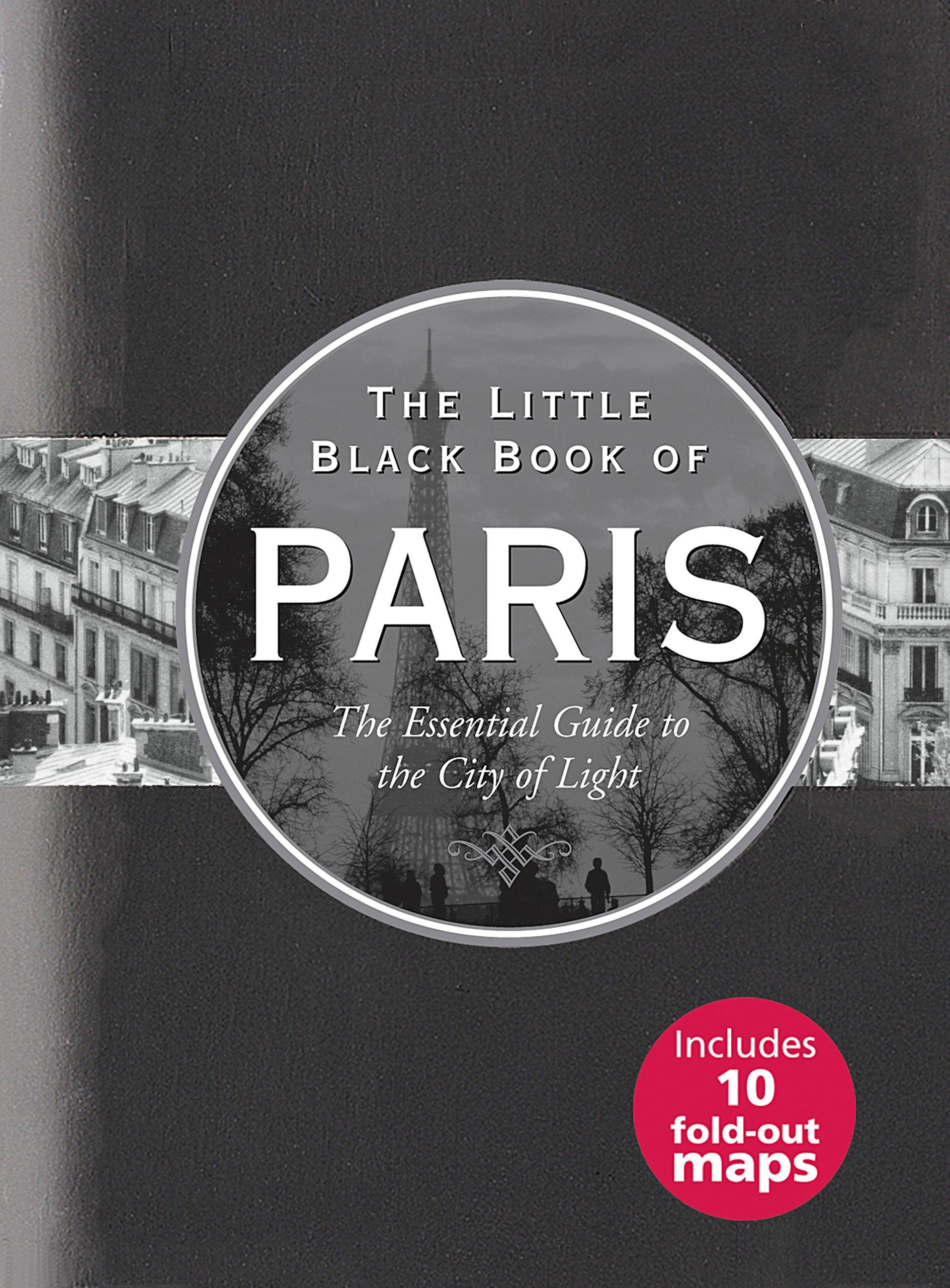 The Little Black Book of Paris, 2016 Edition: Vesna Neskow, Kerren ...