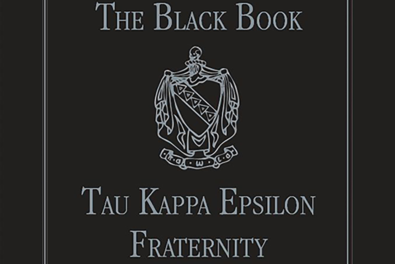 The Black Book | Tau Kappa Epsilon Fraternity