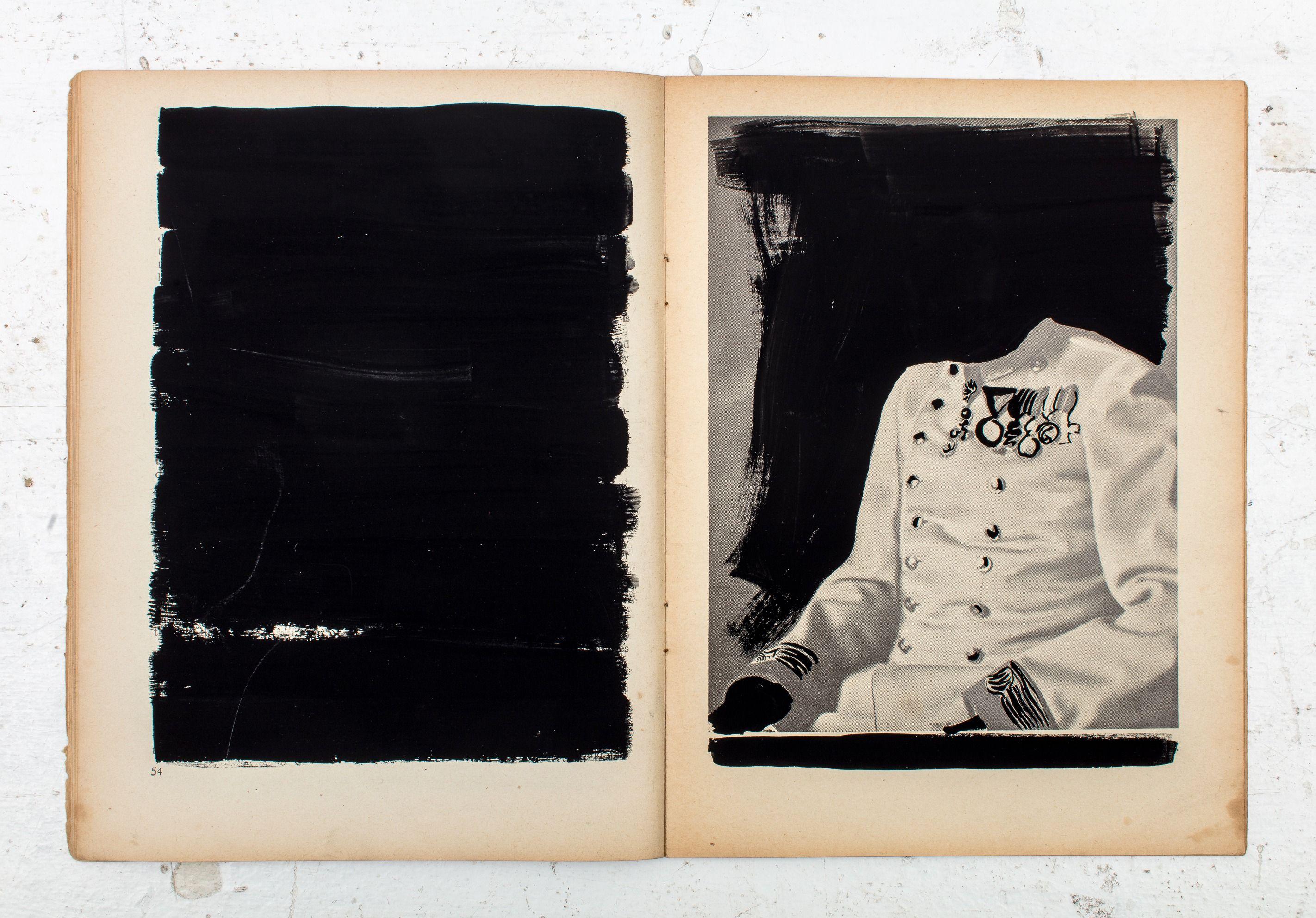 How Gideon Rubin, Jewish Artist, Reclaimed 'Mein Kampf' – The Forward