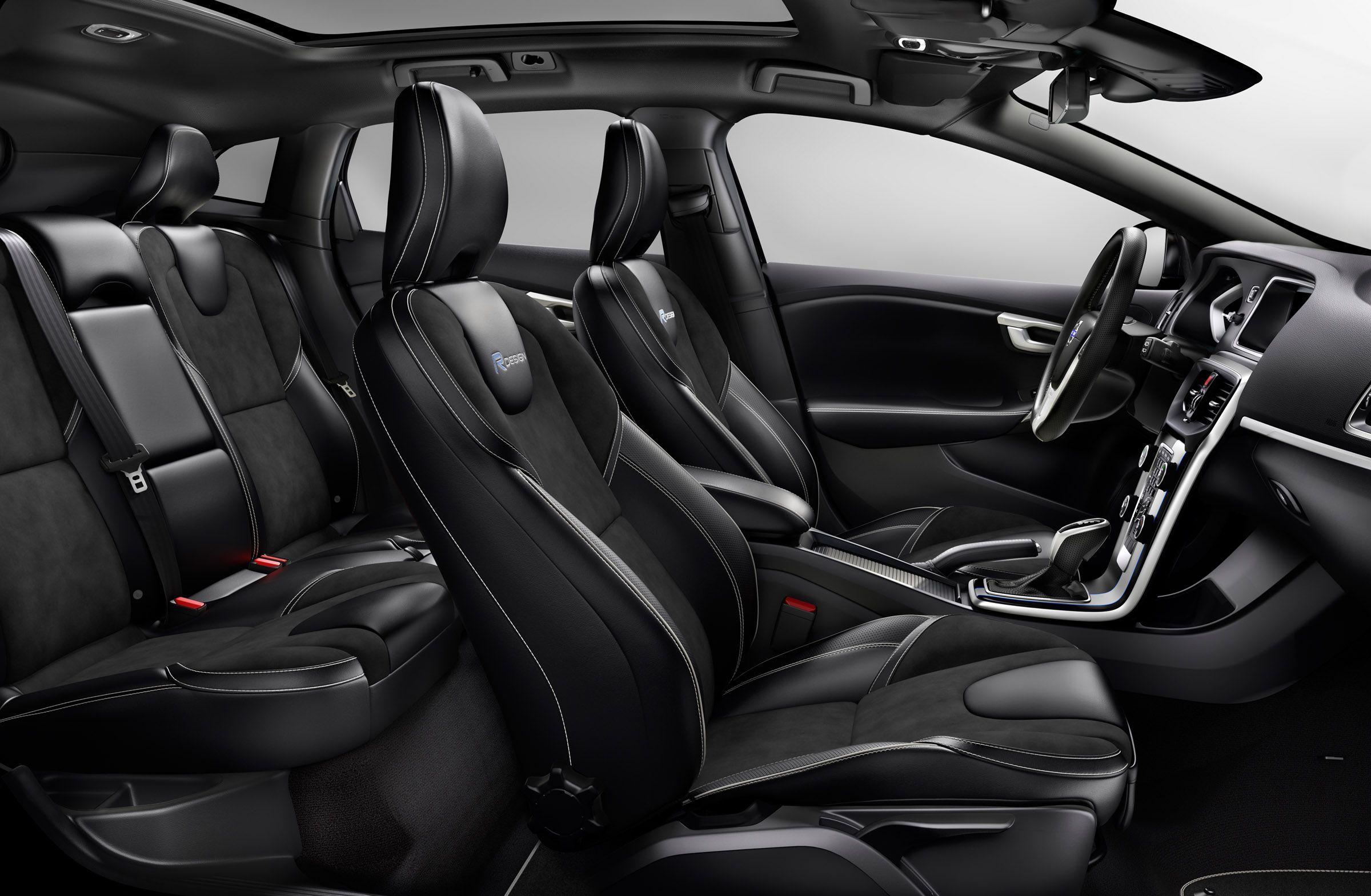 black car interior - Google Search | Cars | Pinterest | Volvo s60 ...