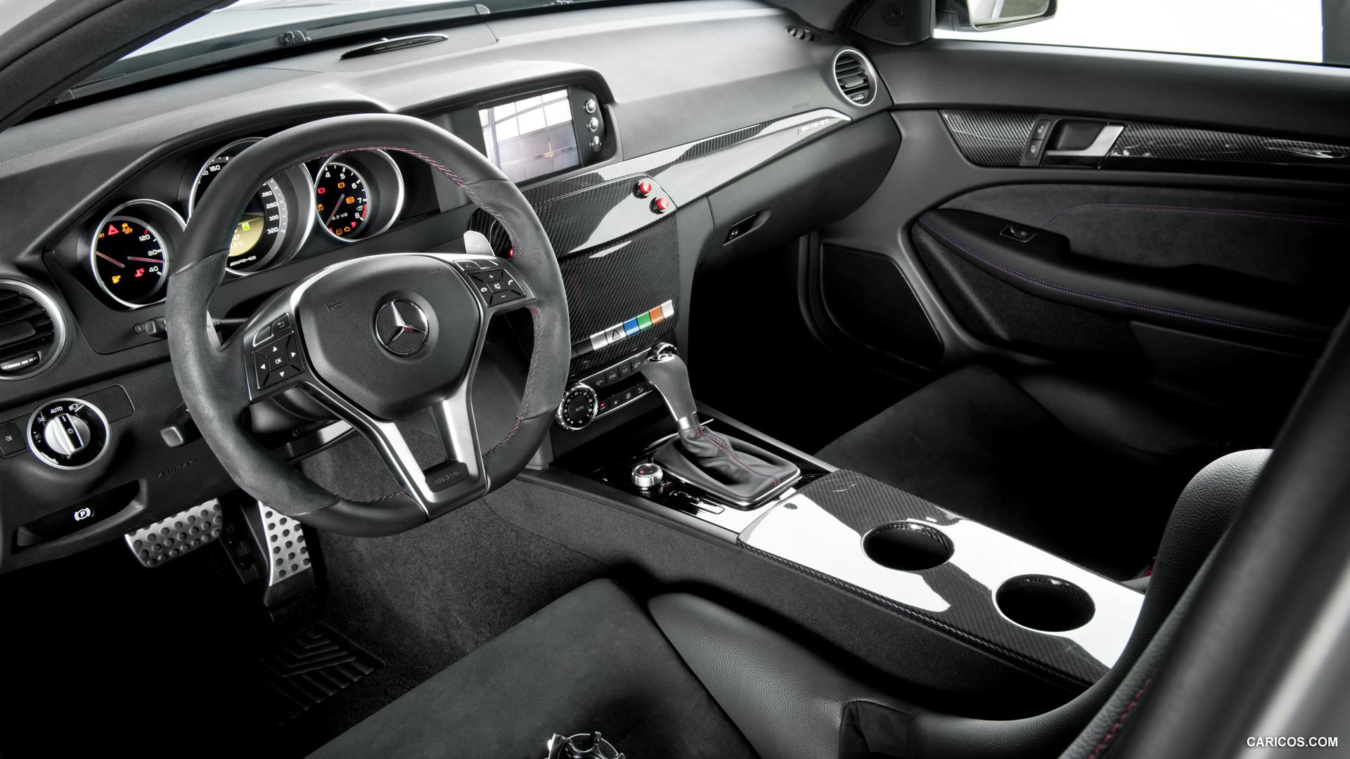 2012 Mercedes-Benz C63 AMG Coupé Black Series DTM Safety Car ...