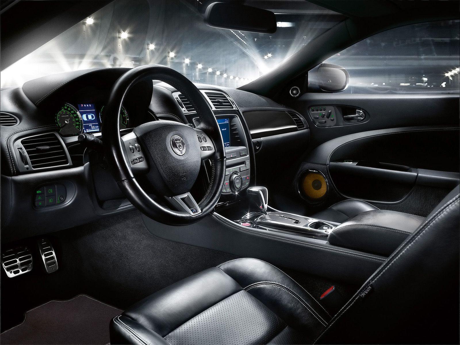 Jaguar Luxury Cars Interior | #LordLeatherConditioner ...