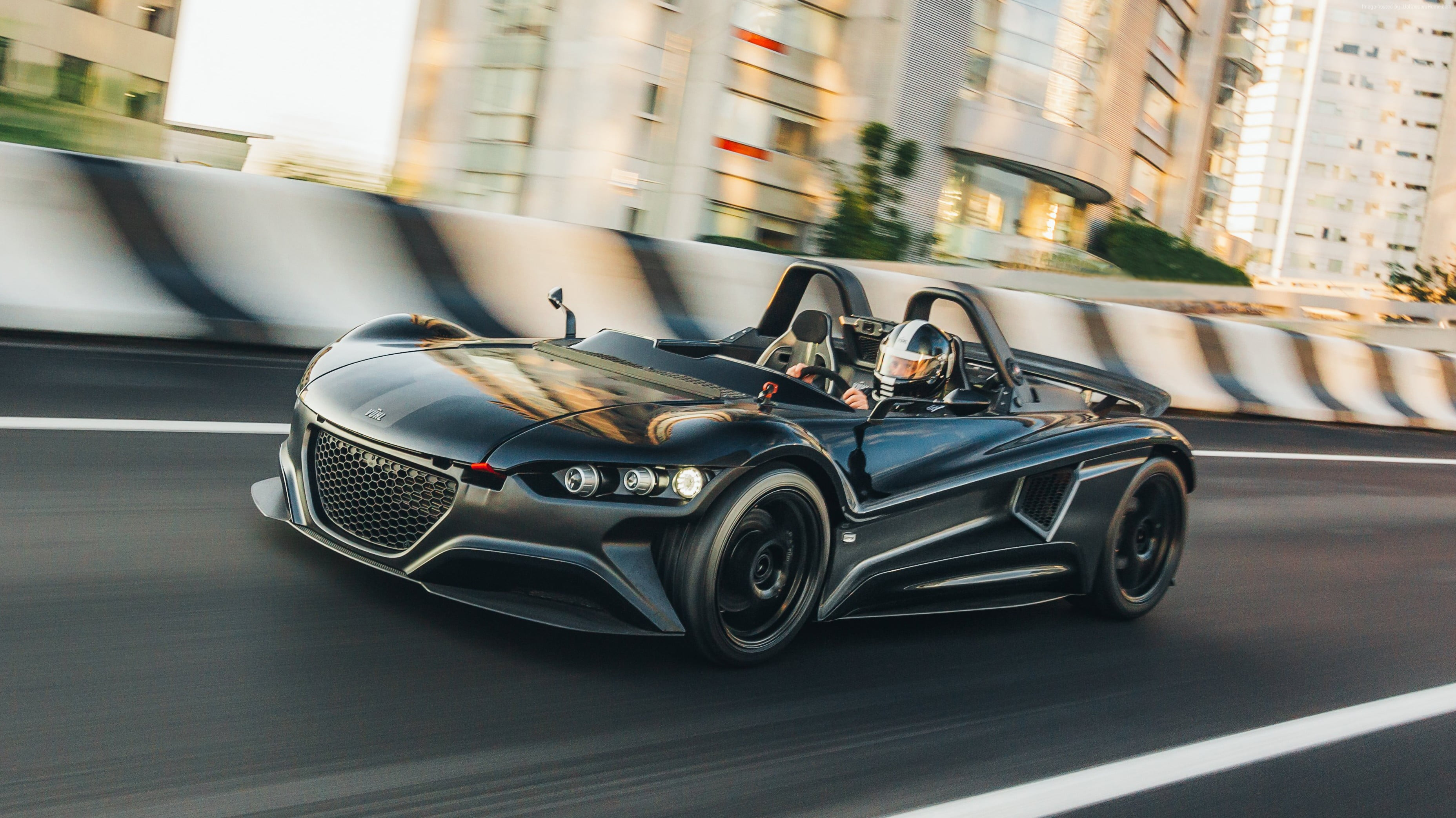 Black convertible coupe HD wallpaper | Wallpaper Flare
