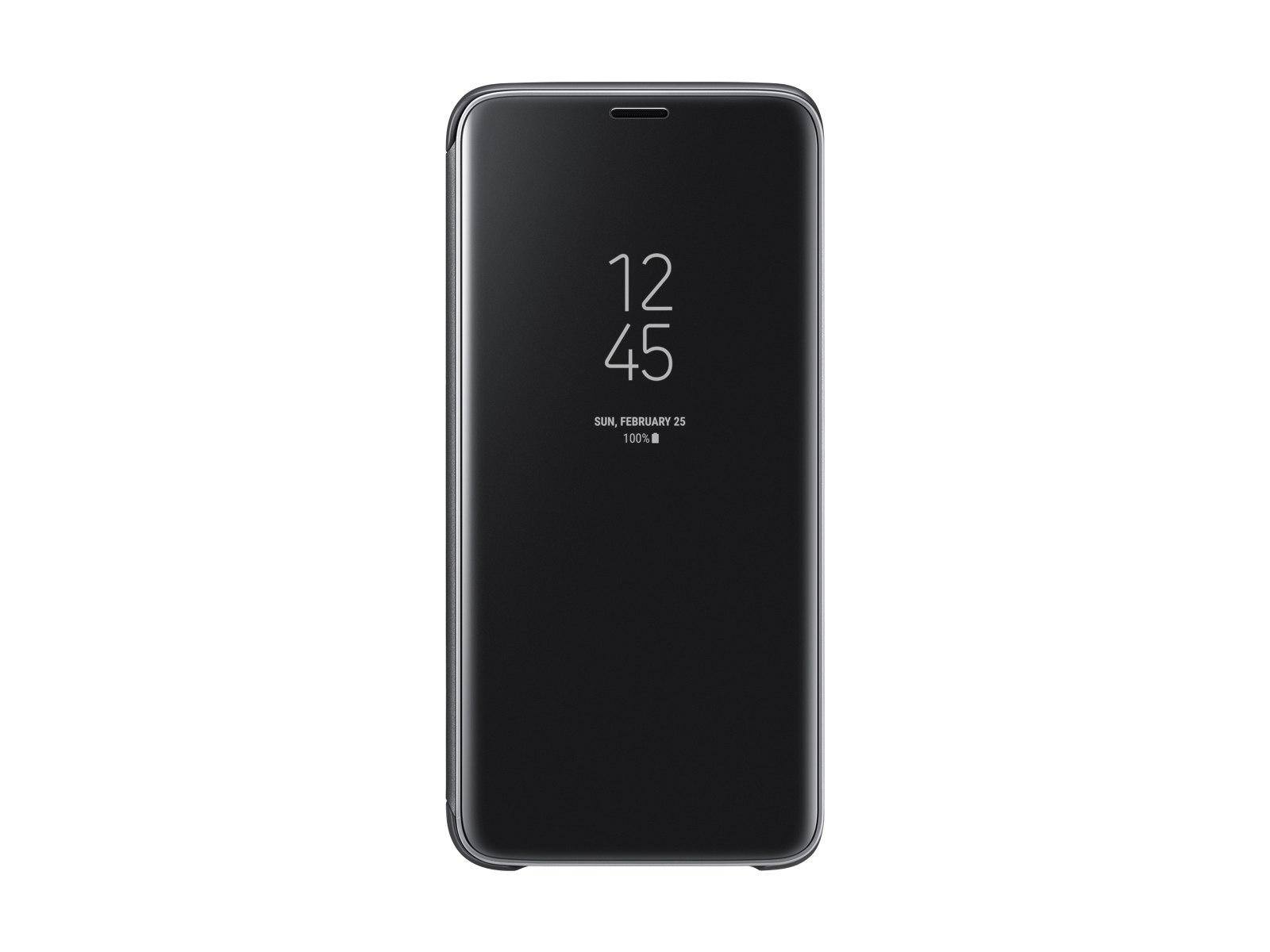 Galaxy S9 S-View Cover, Black Mobile Accessories - EF-ZG960CBEGUS ...