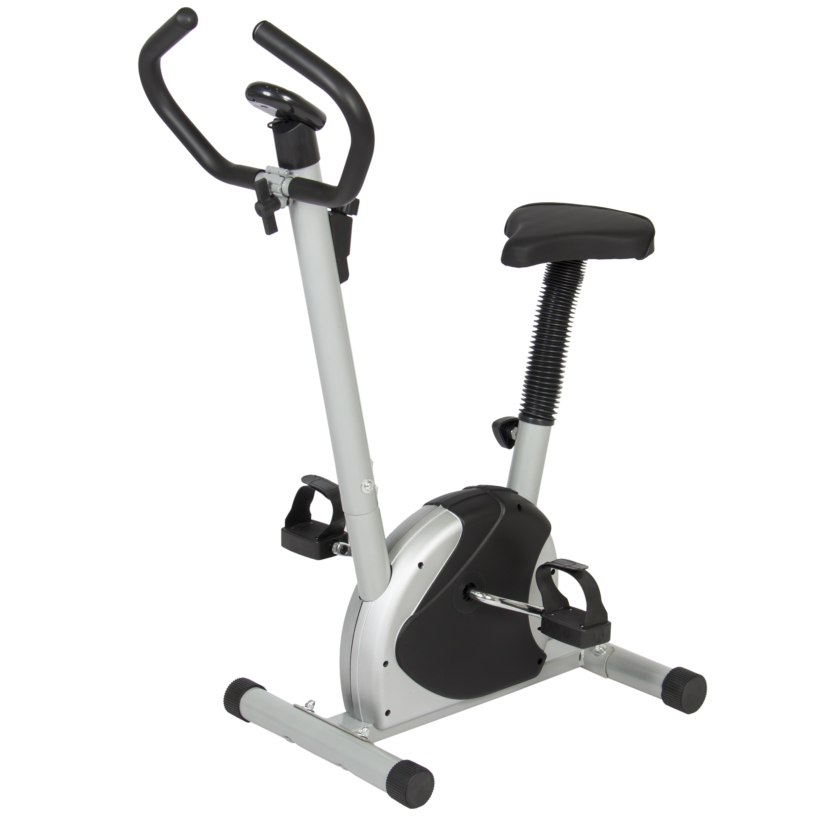 Best Choice Products Adjustable Exercise Bicycle Machine w ...