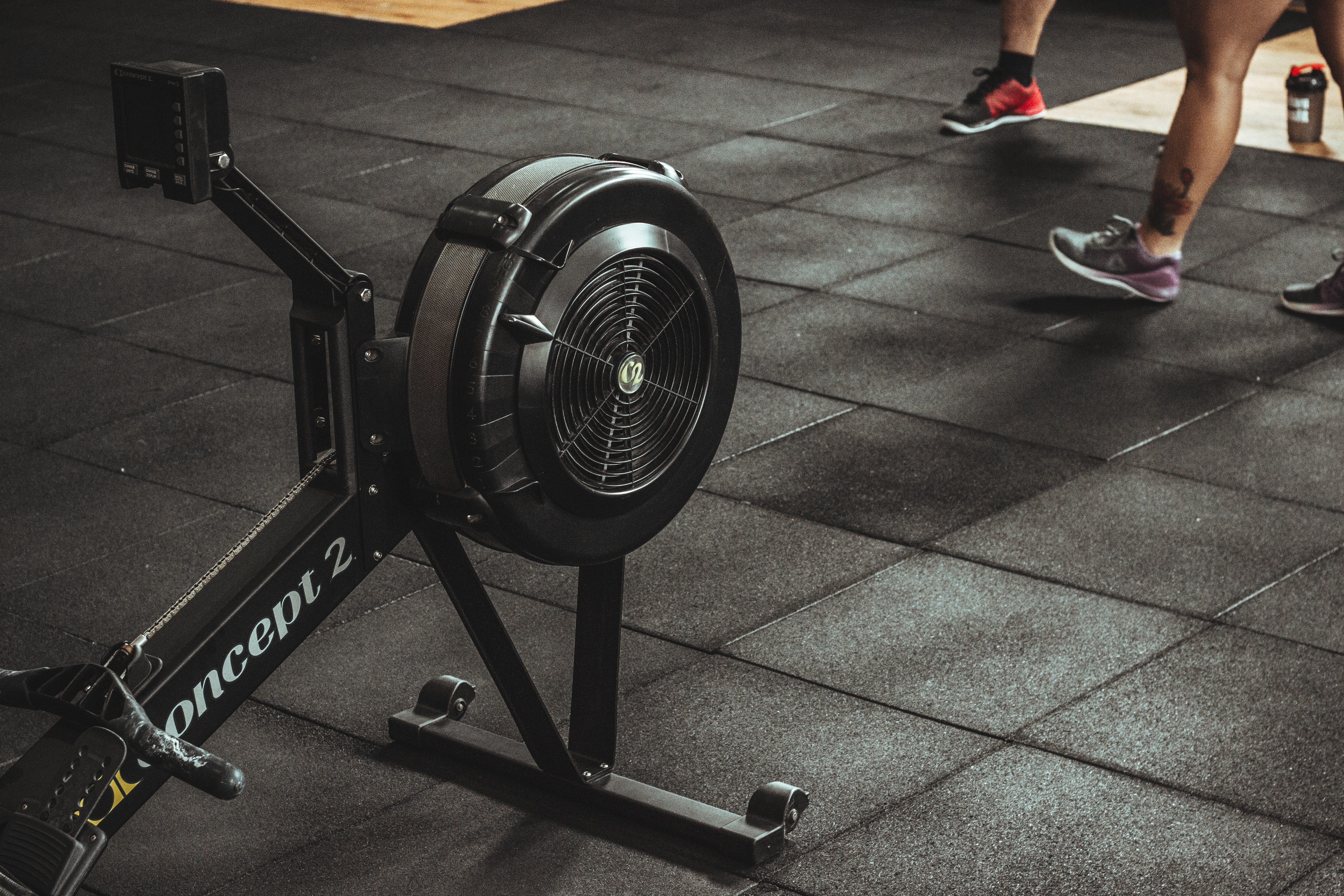 Black Exercise Machine, Equipment, Exercise, Fitness, Indoors, HQ Photo