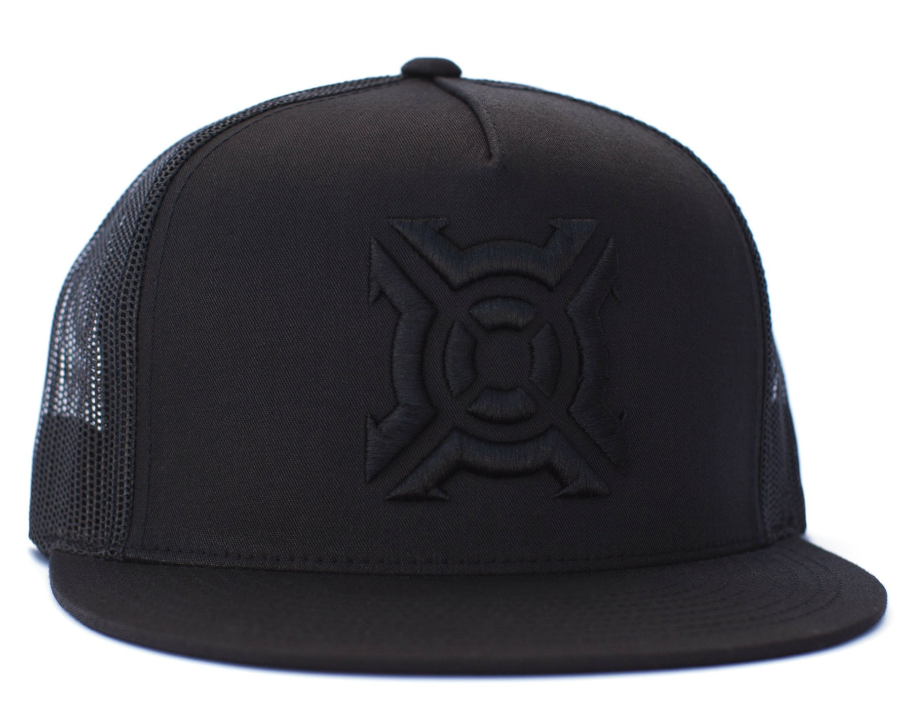 Buy Trucker Black Hat from Progenex | Exclusive online