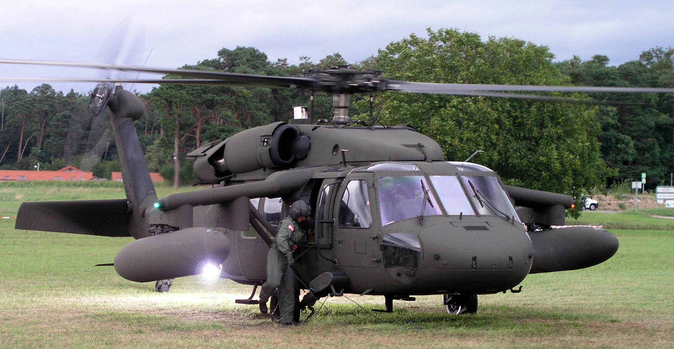 Black hawk sikorsky uh-60 photo