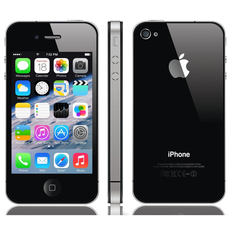 Amazon.com: Virgin Mobile USA Apple iPhone 4S 8gb virgin mobile ...