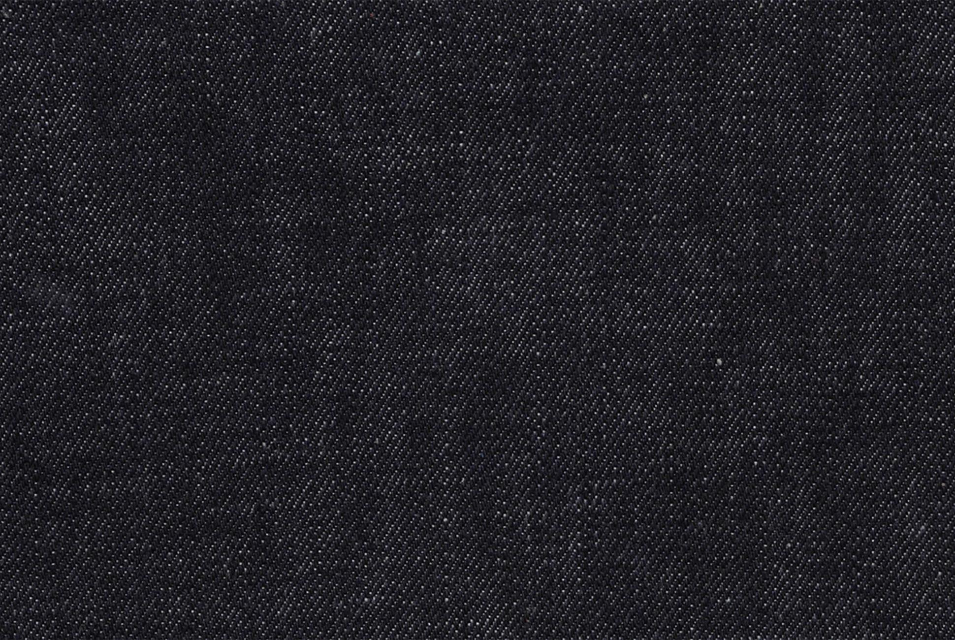 Black jeans texture photo