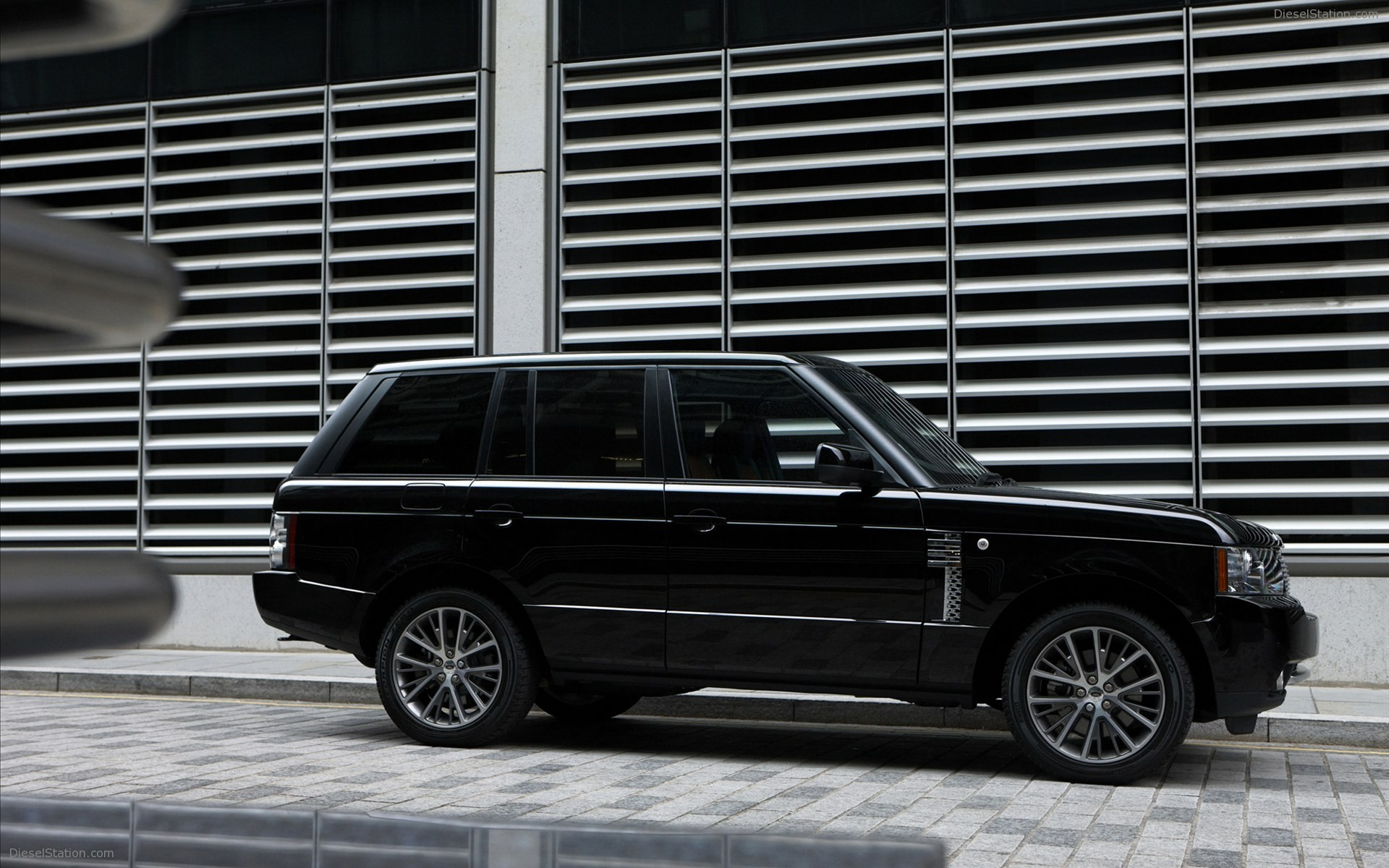 Land Rover Range Rover Black Edition 2011 Widescreen Exotic Car ...