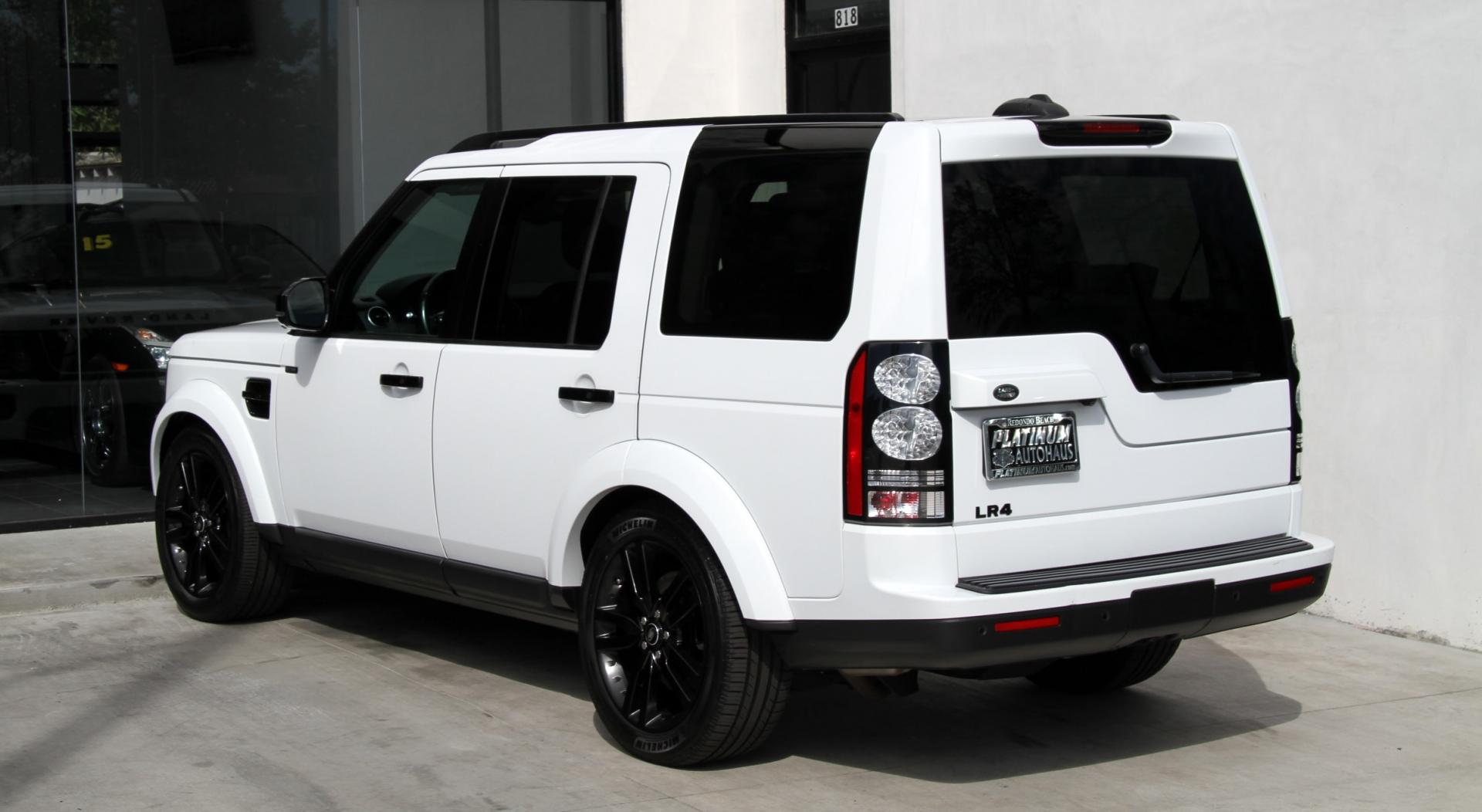 2014 Land Rover LR4 HSE ** BLACK DESIGN PACKAGE ** Stock # 5988 for ...