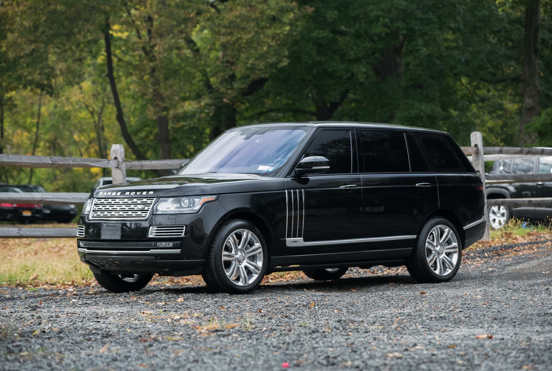 2015 Land Rover Range Rover Autobiography LWB Black Edition ...