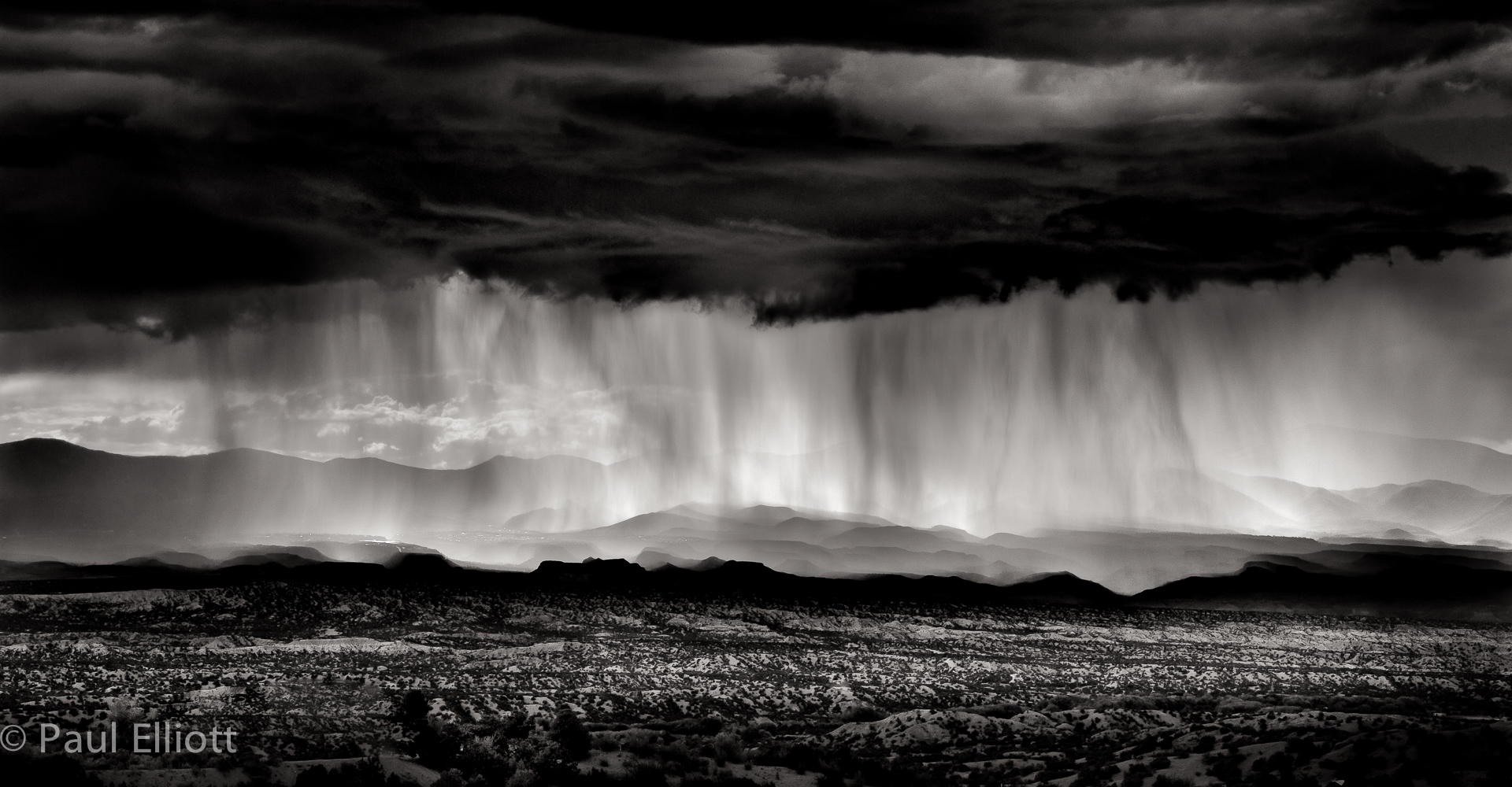 Landscape: Black and White : Fine Art Photography by Paul Elliott