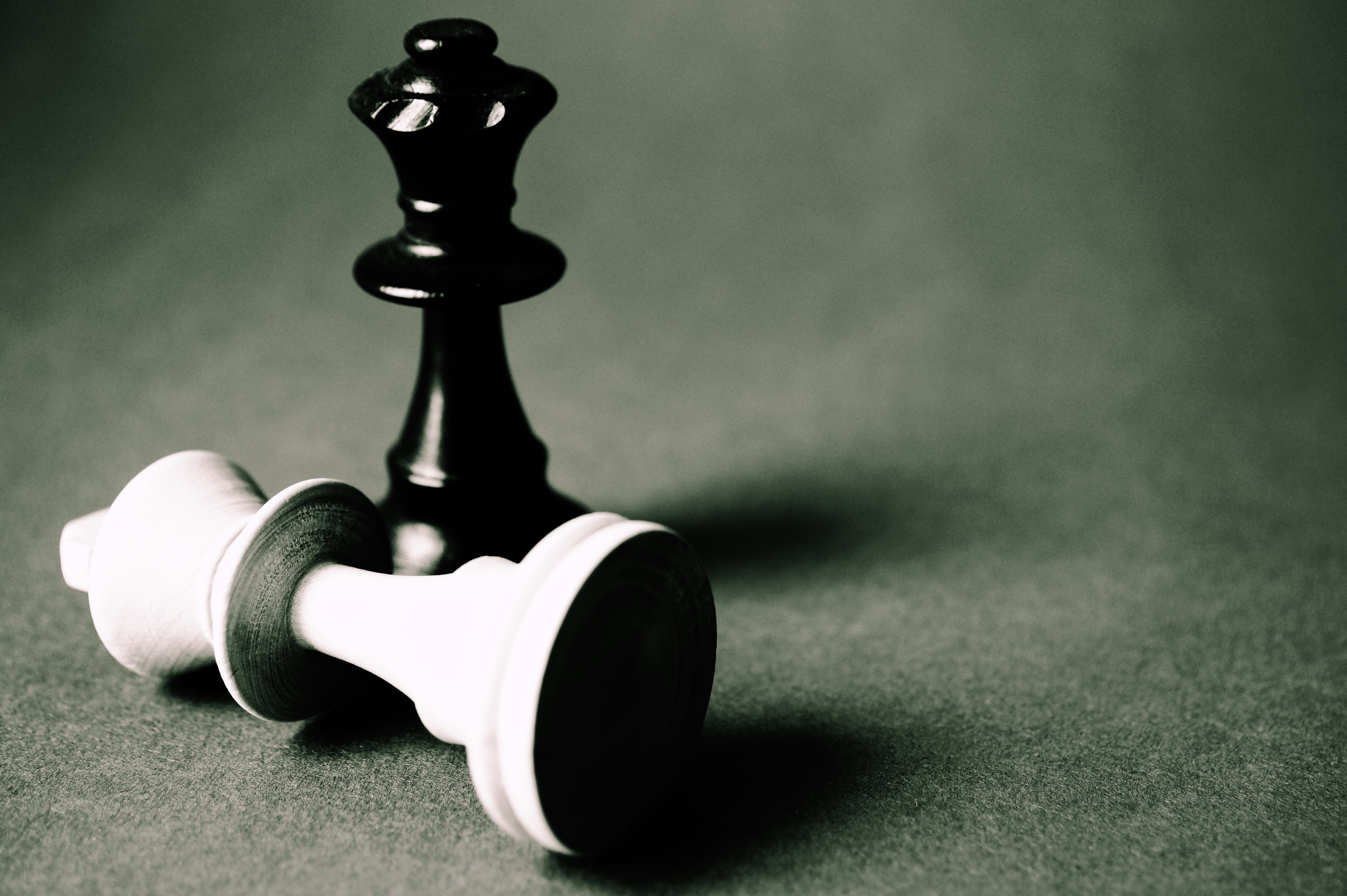 Black Queen Chess Piece, Black-and-white, Strategy, Still life, Recreation, HQ Photo