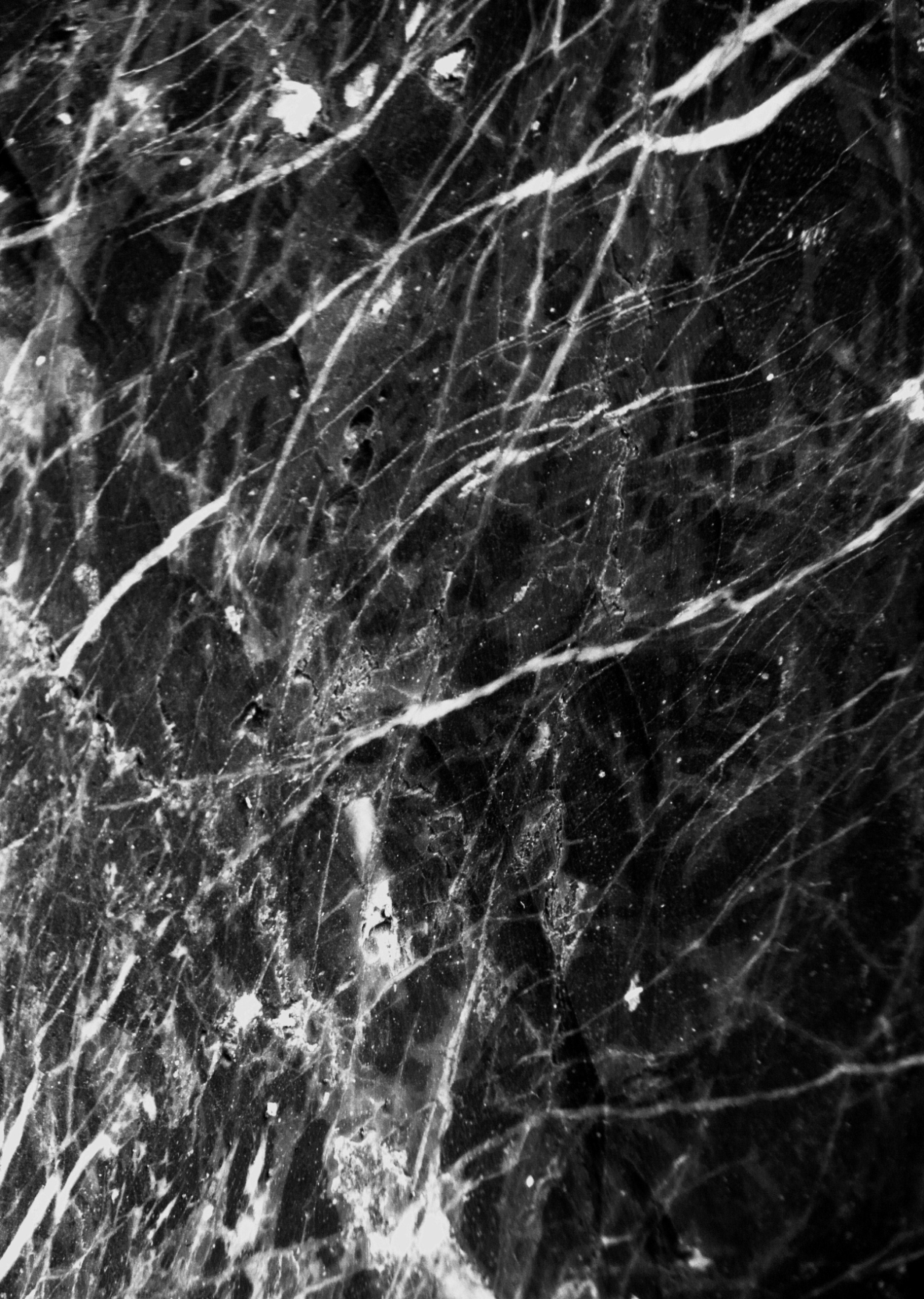 Black Rock Background, Abstract, And, Wall, Veins, HQ Photo