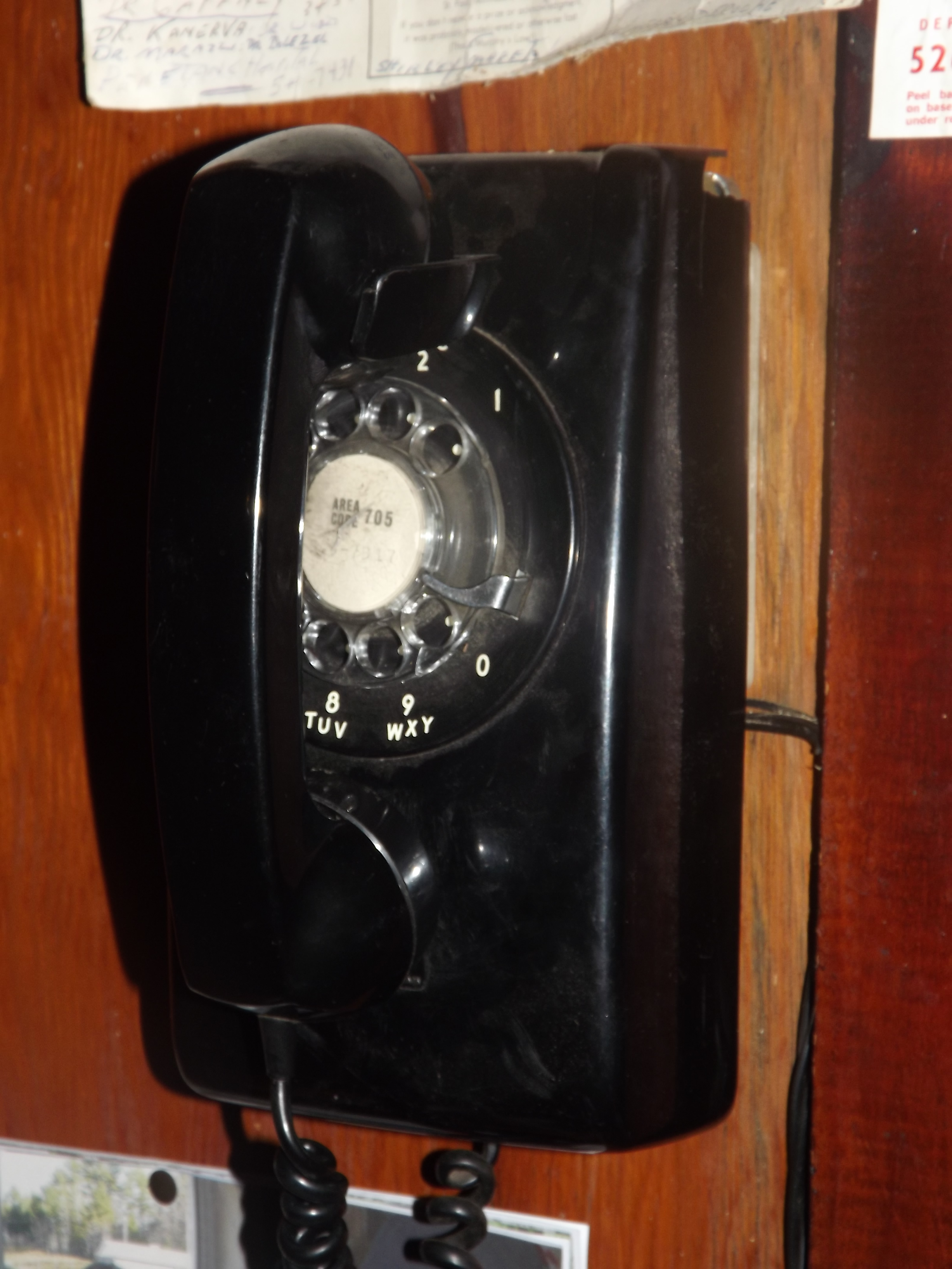 The old black rotary phone | Science and Story
