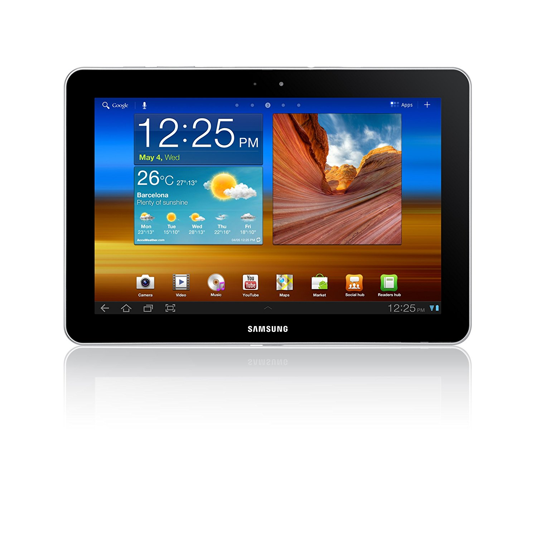 Samsung Galaxy Tab 10.1 ( 3G & WiFi, 16GB, Black) - UK Version ...