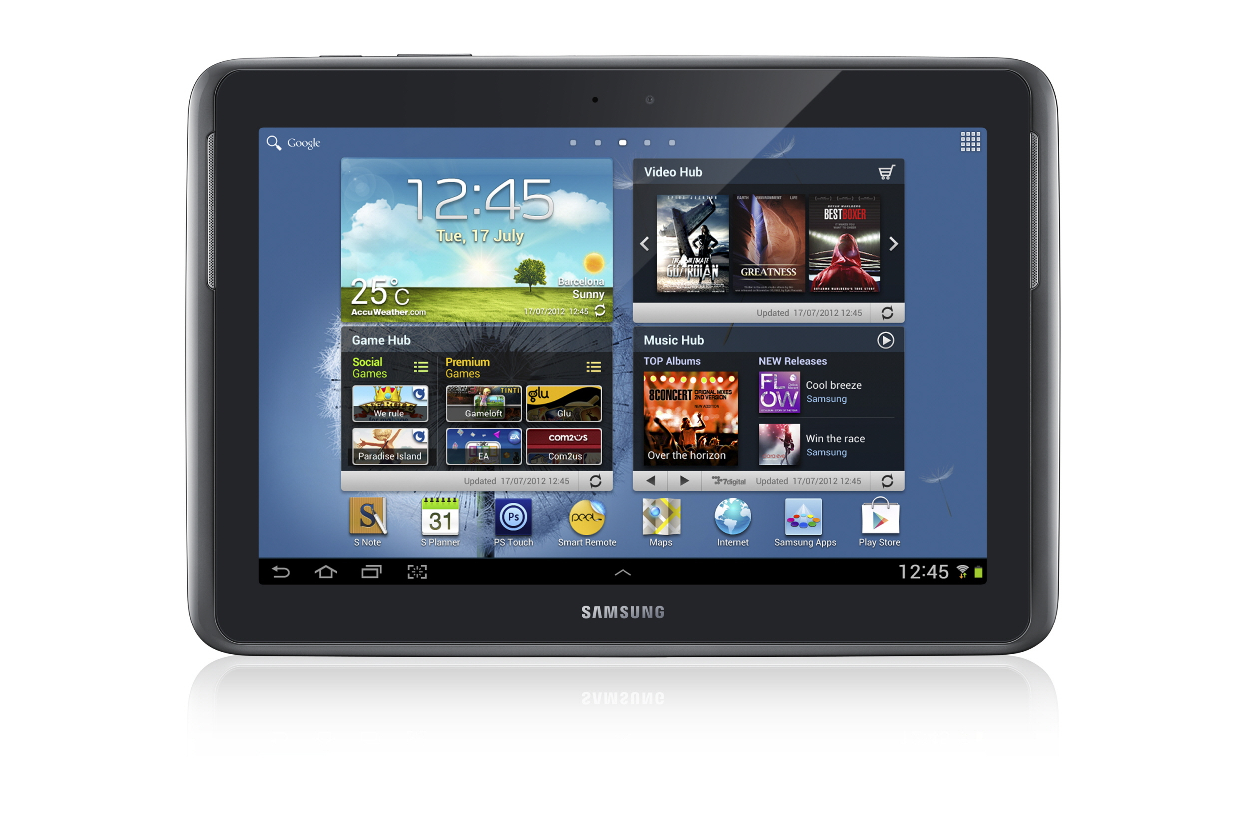Samsung Galaxy Note 10.1 Review: The Pen Sets This Android Tablet ...