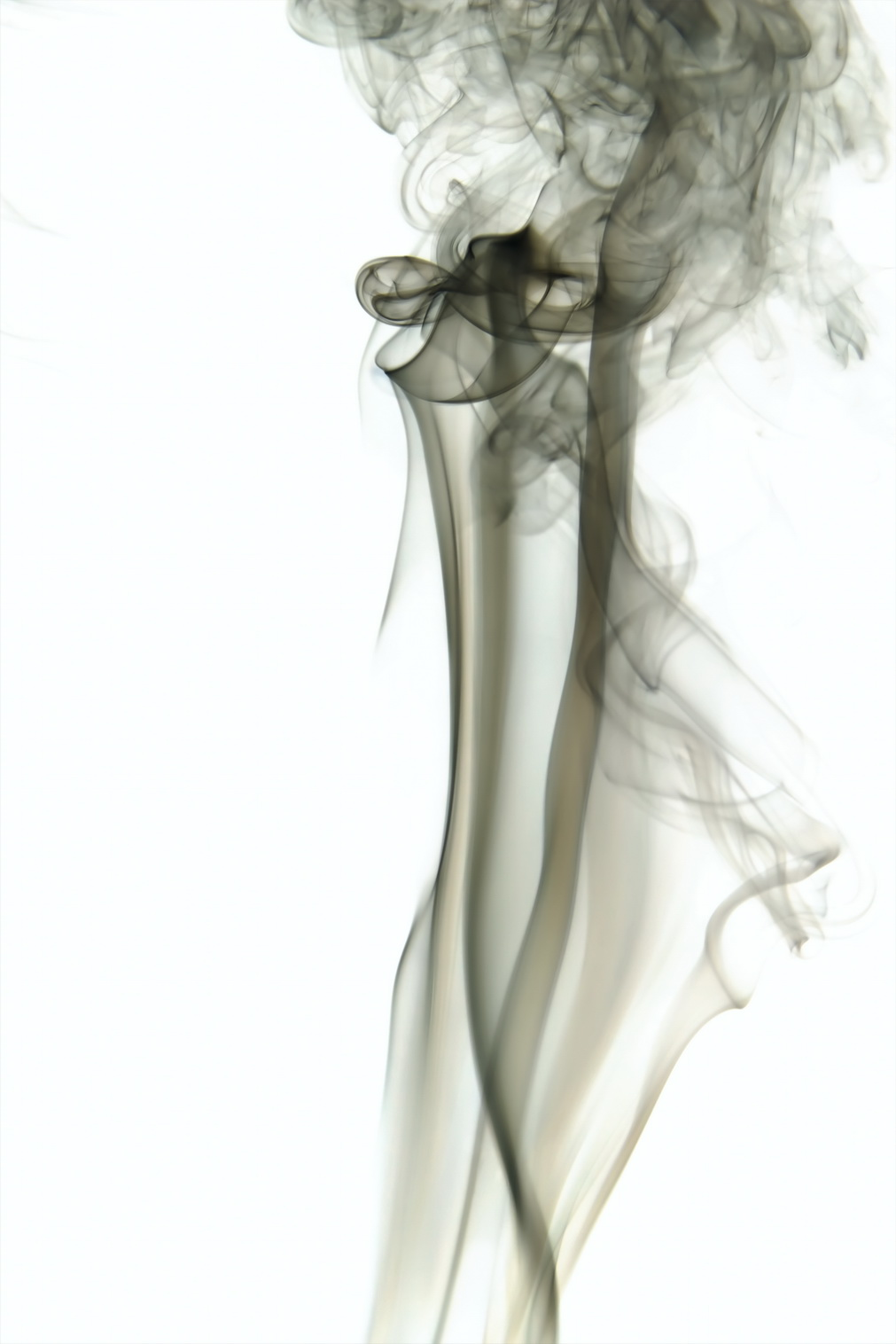 Black smoke, Abstract, Aroma, Aromatherapy, Color, HQ Photo