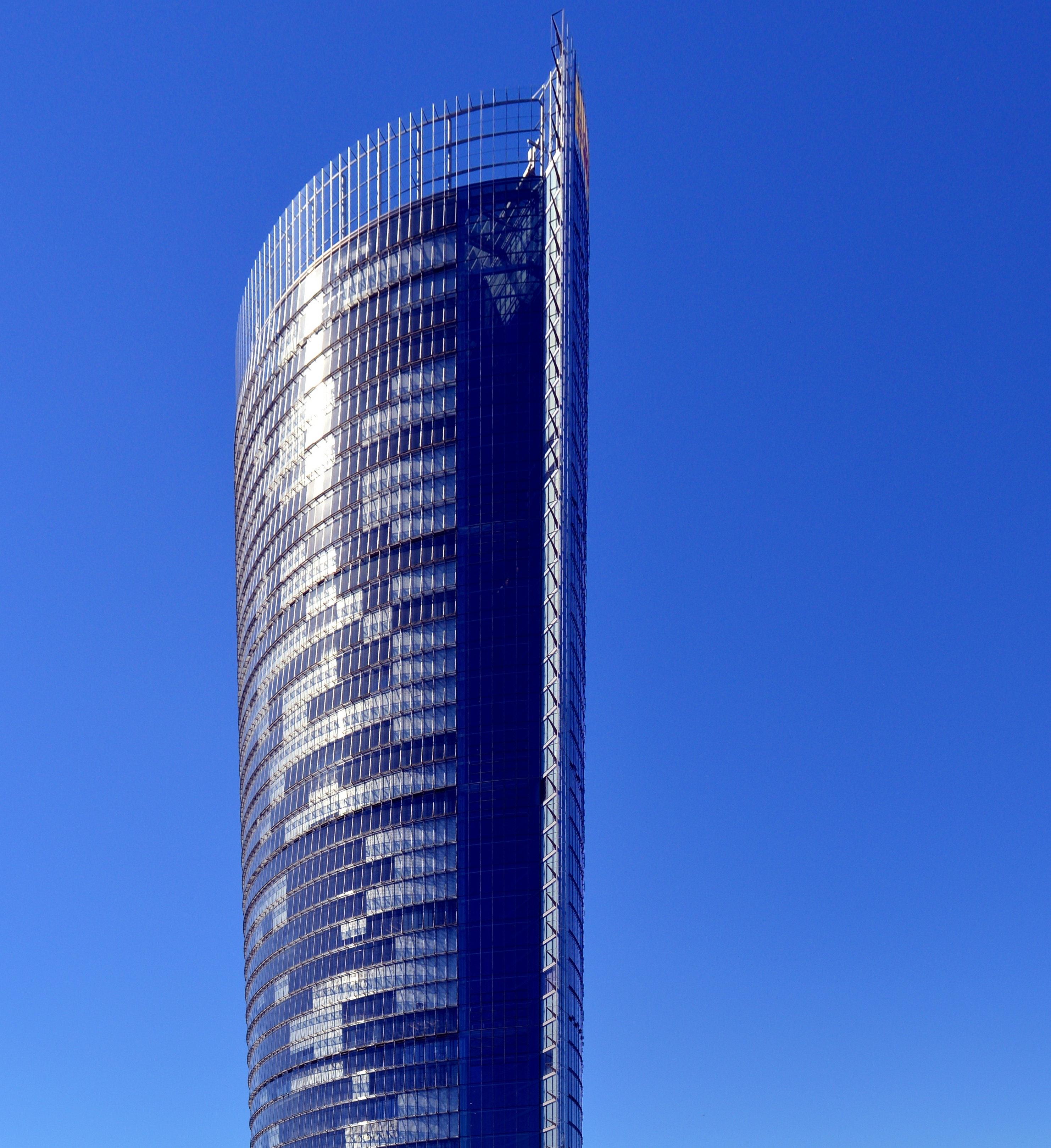 Black tower photo