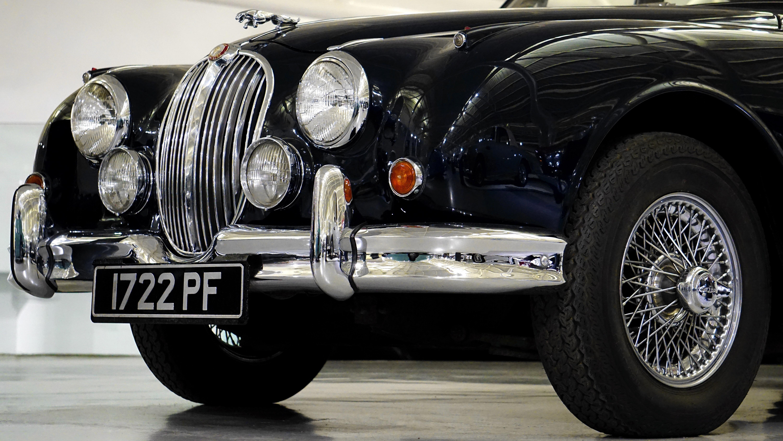 Black Vintage Car, 60s, Speed, Luxury, Metal, HQ Photo