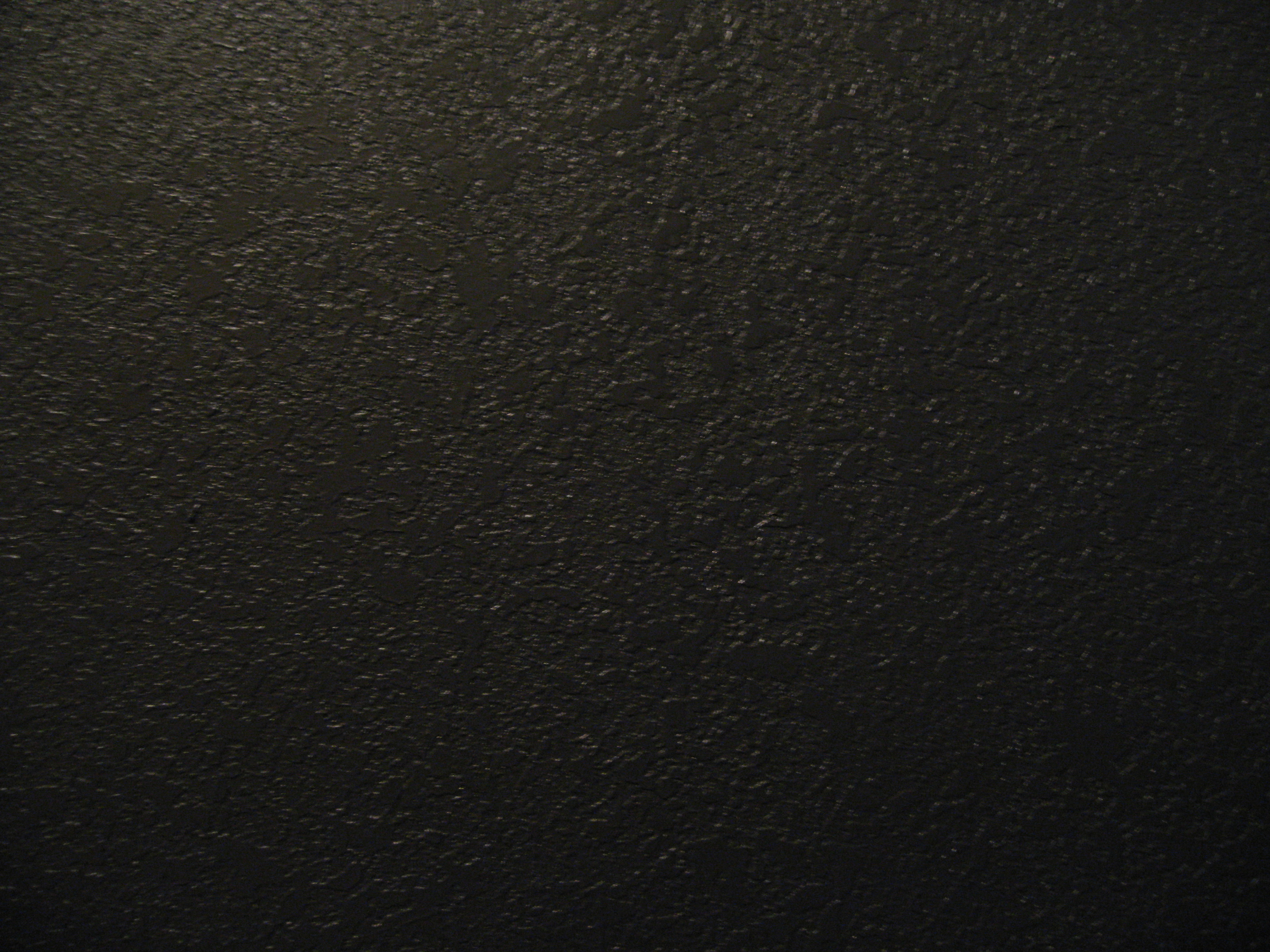 Black Wall Texture And