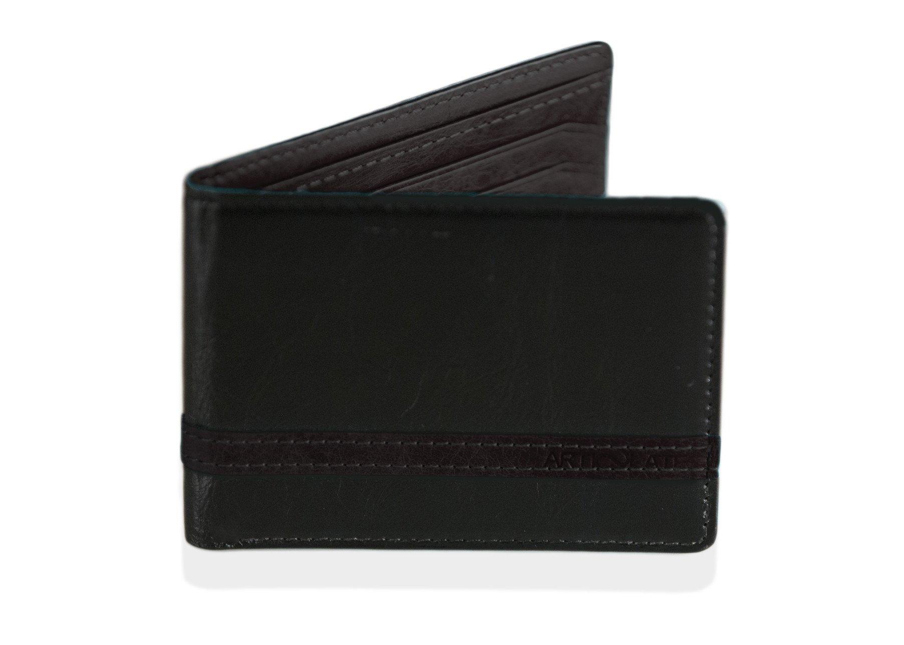 Black Articulate Wallet