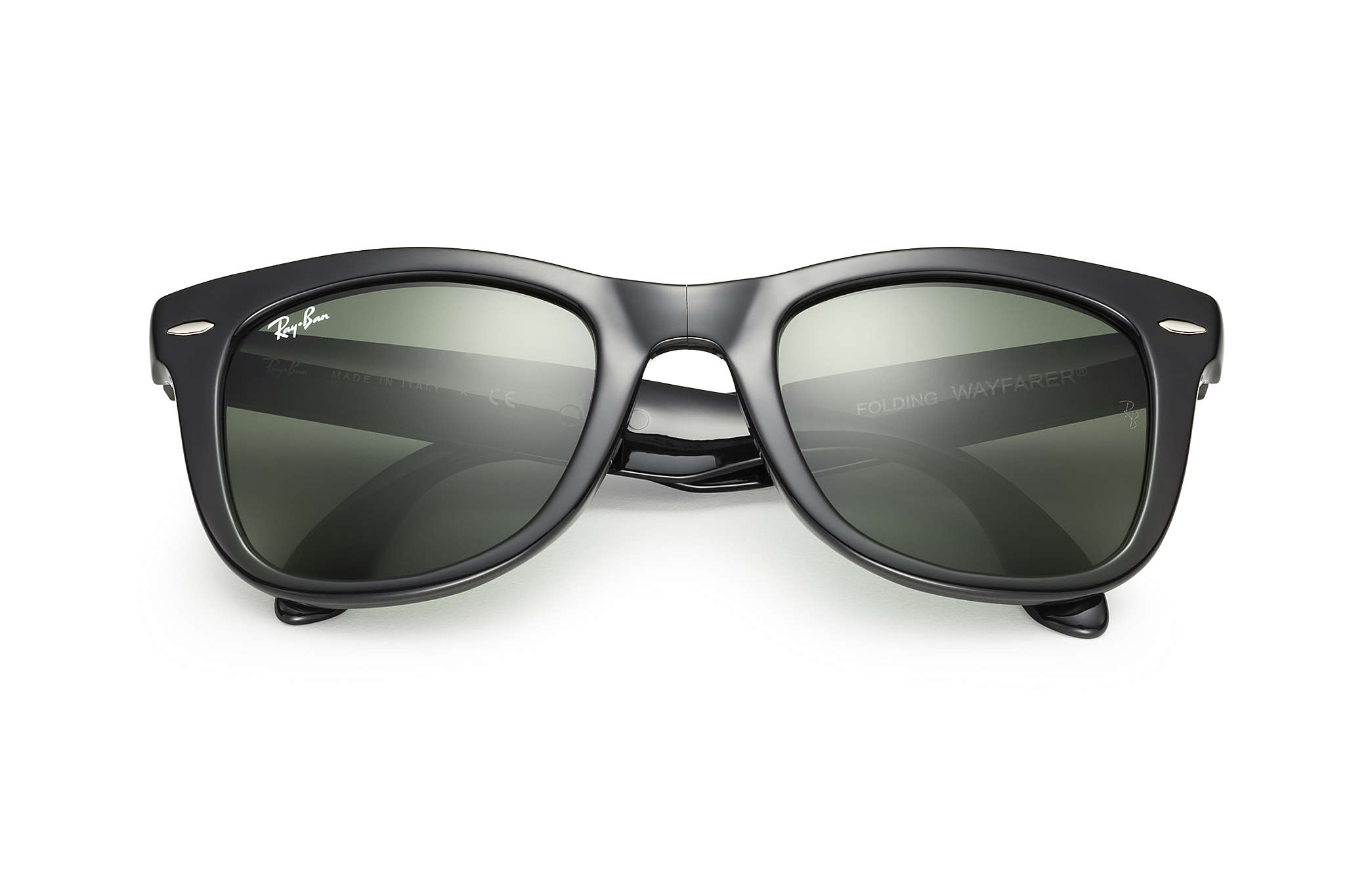Ray-Ban Wayfarer Folding Classic Black , RB4105 | Ray-Ban® USA