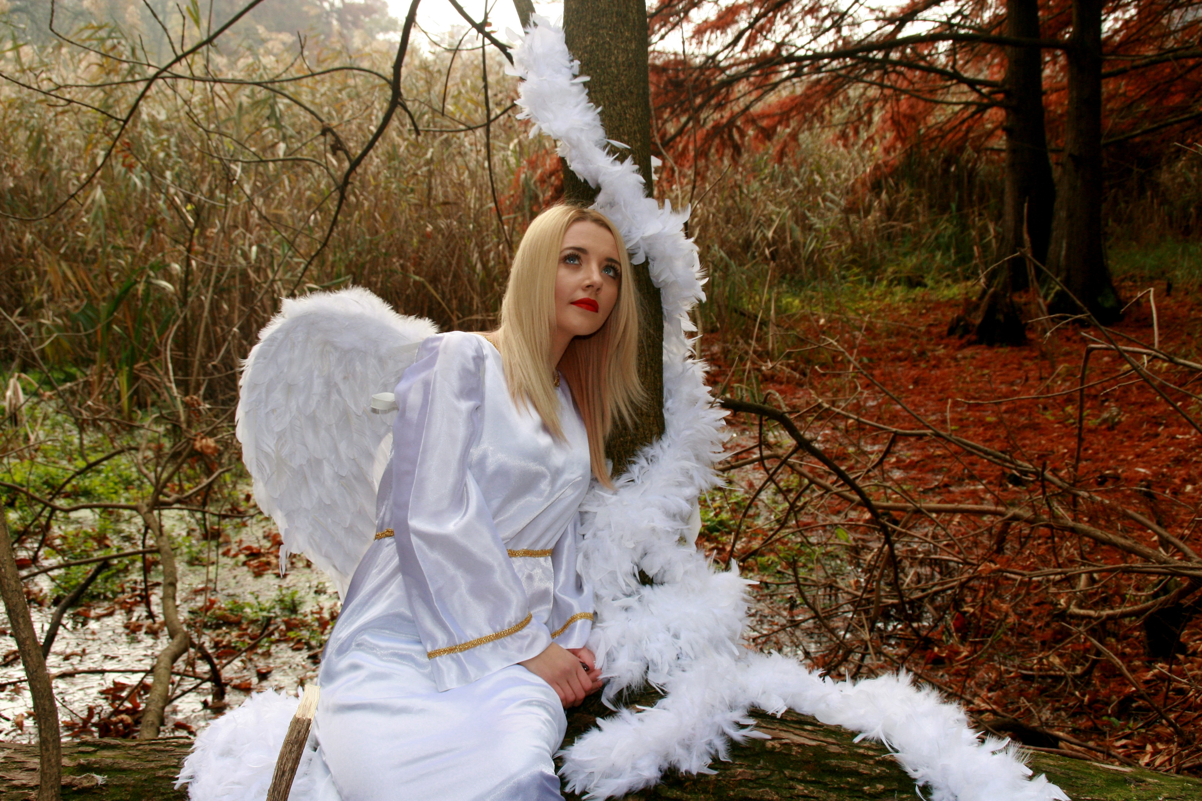 Blonde Angel, Angel, Blonde, Girl, Princess, HQ Photo