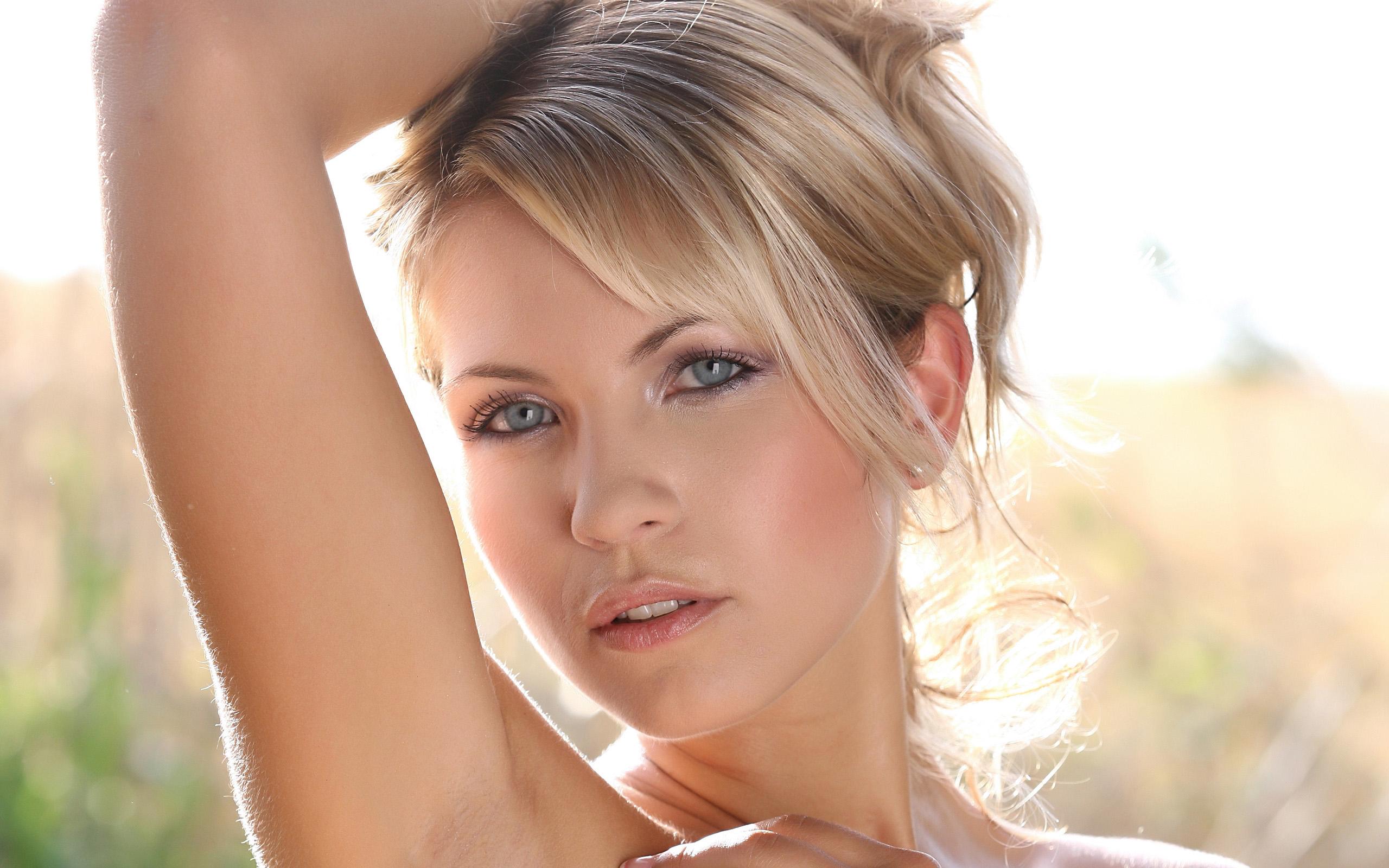 Free Photo Blonde Beauty Beauty Flow Girl Free Download