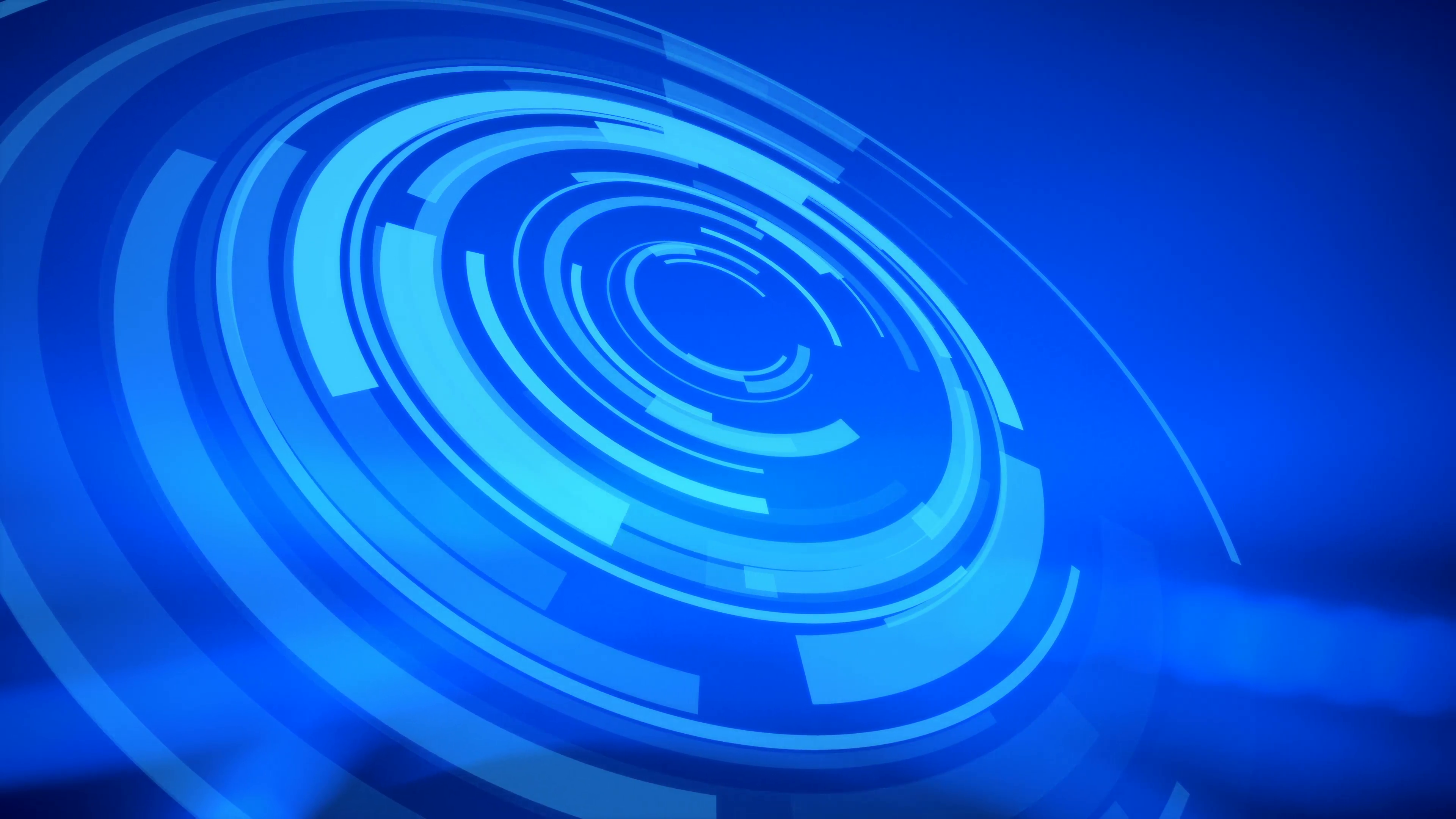 Free Photo: Blue Abstract Background
