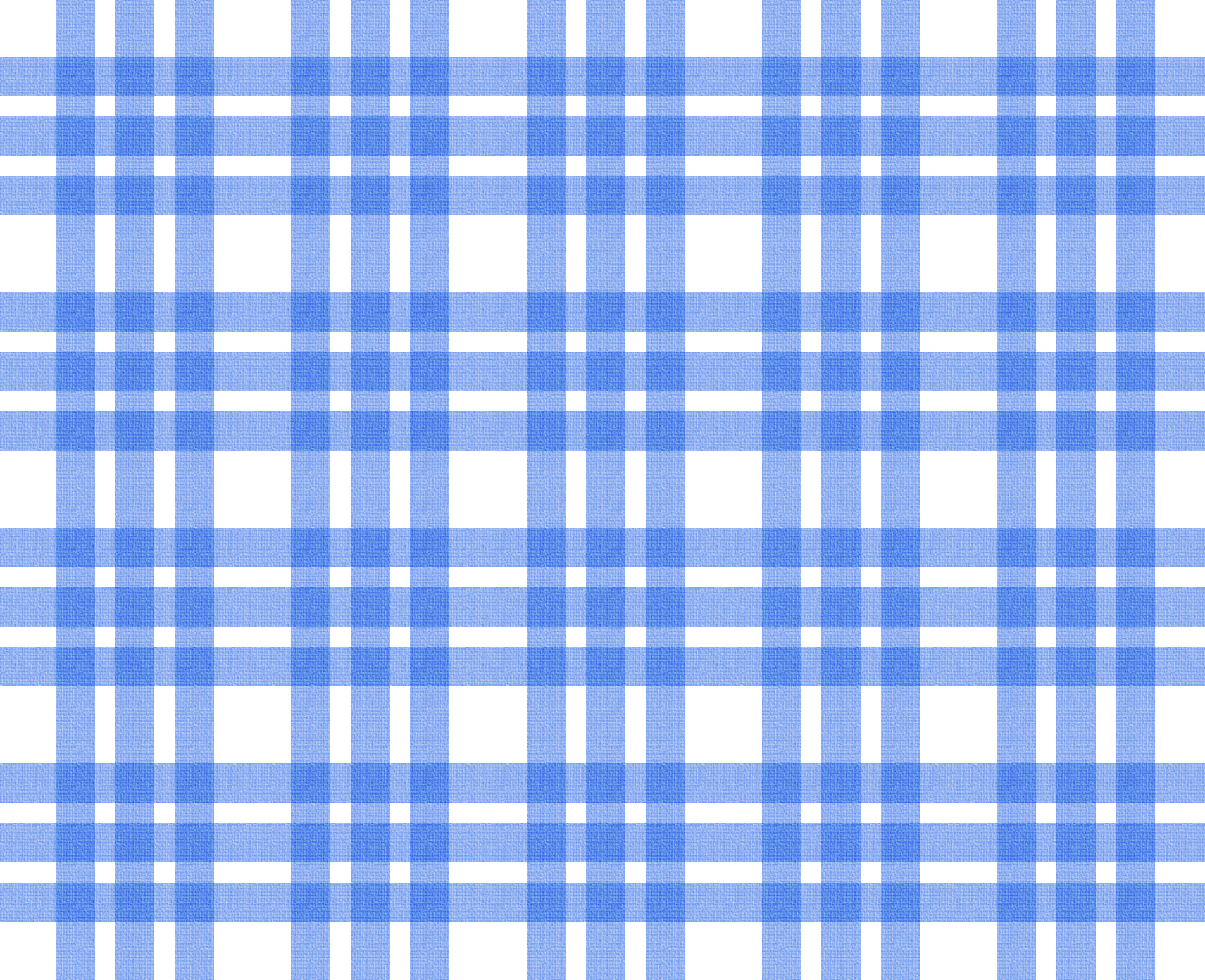 Blue and white tablecloth pattern photo