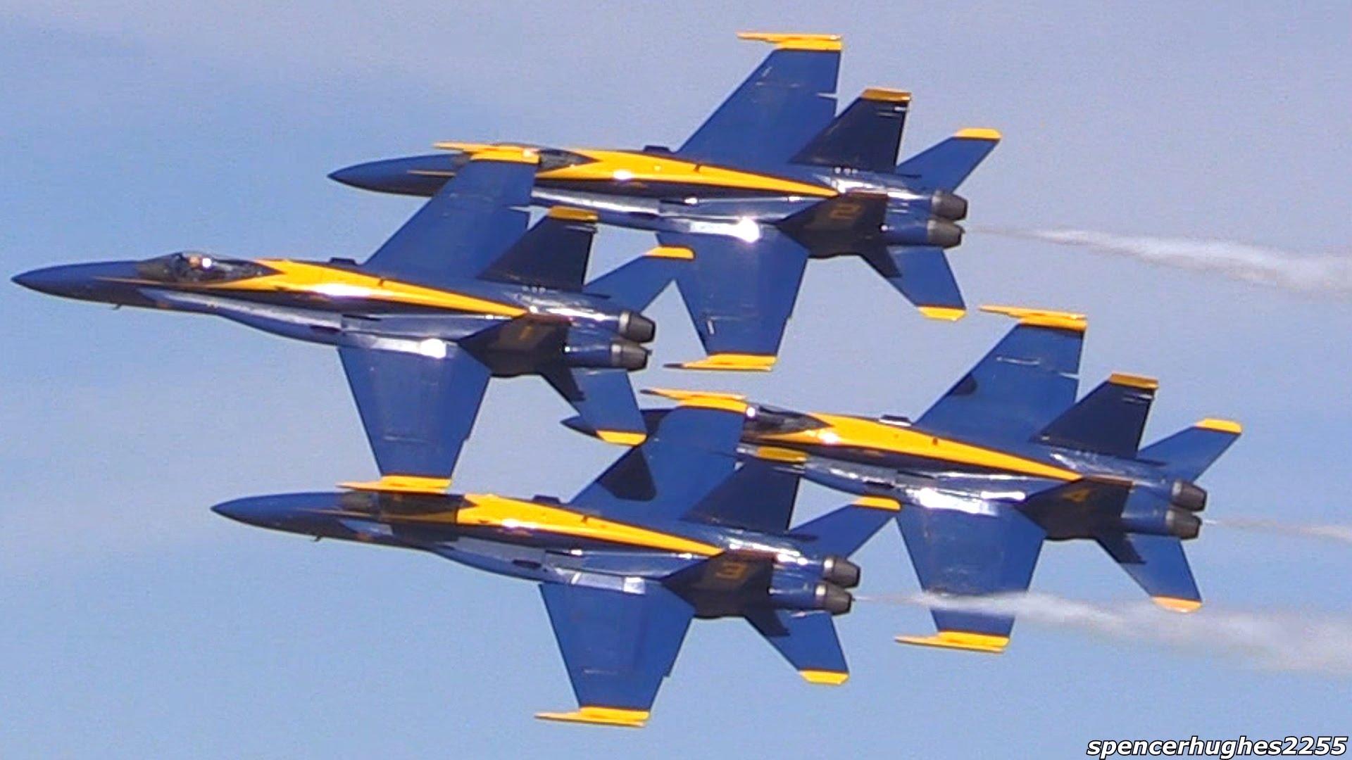 Blue angels jet photo
