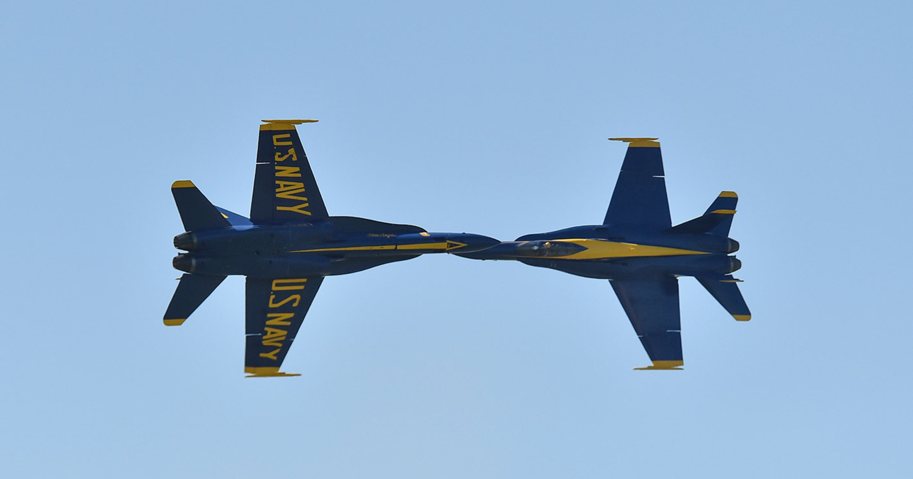 Navy blue angels photo