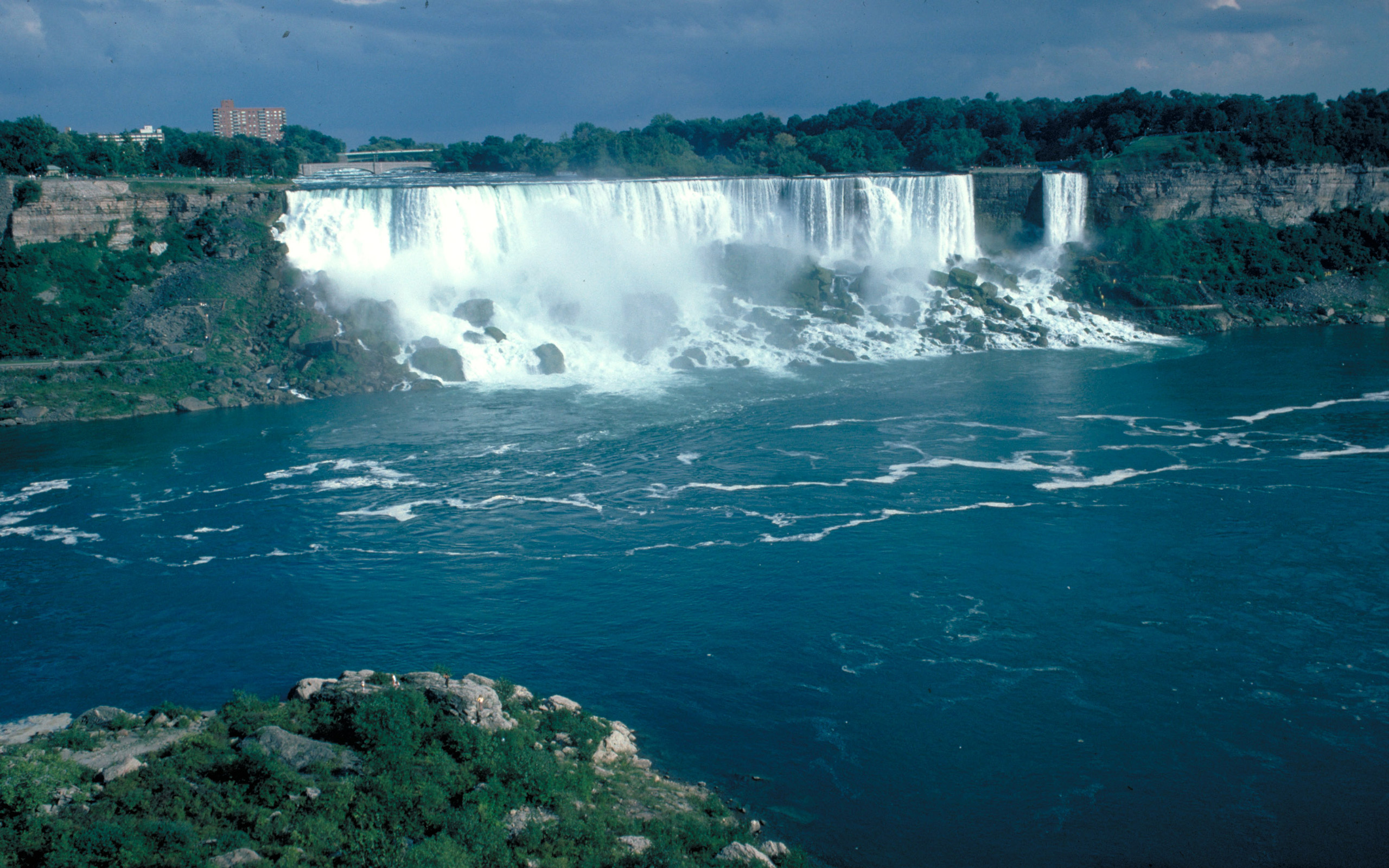 Blue banshee falls photo