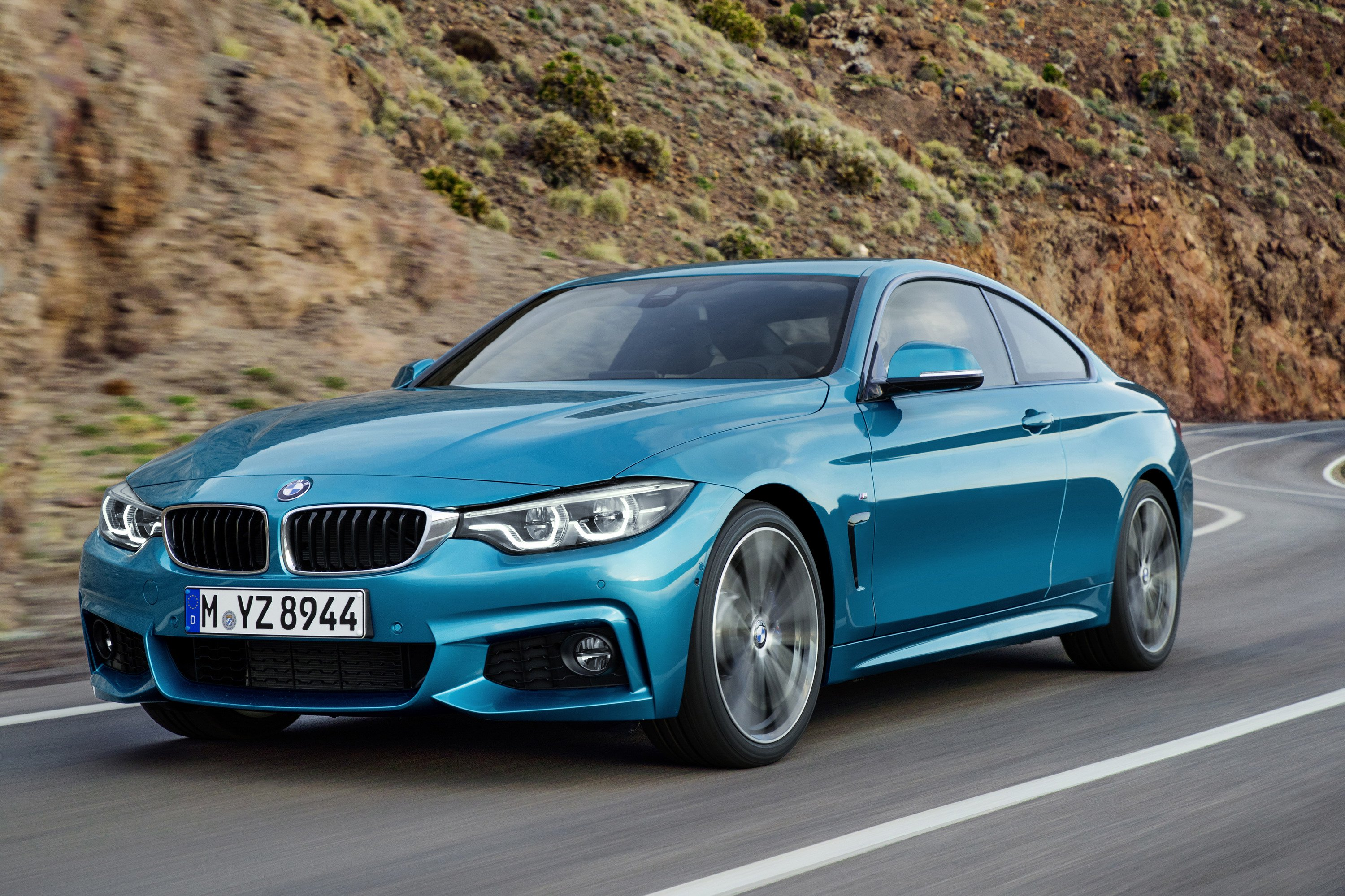 2018 BMW 4 Series Coupe | Top Speed