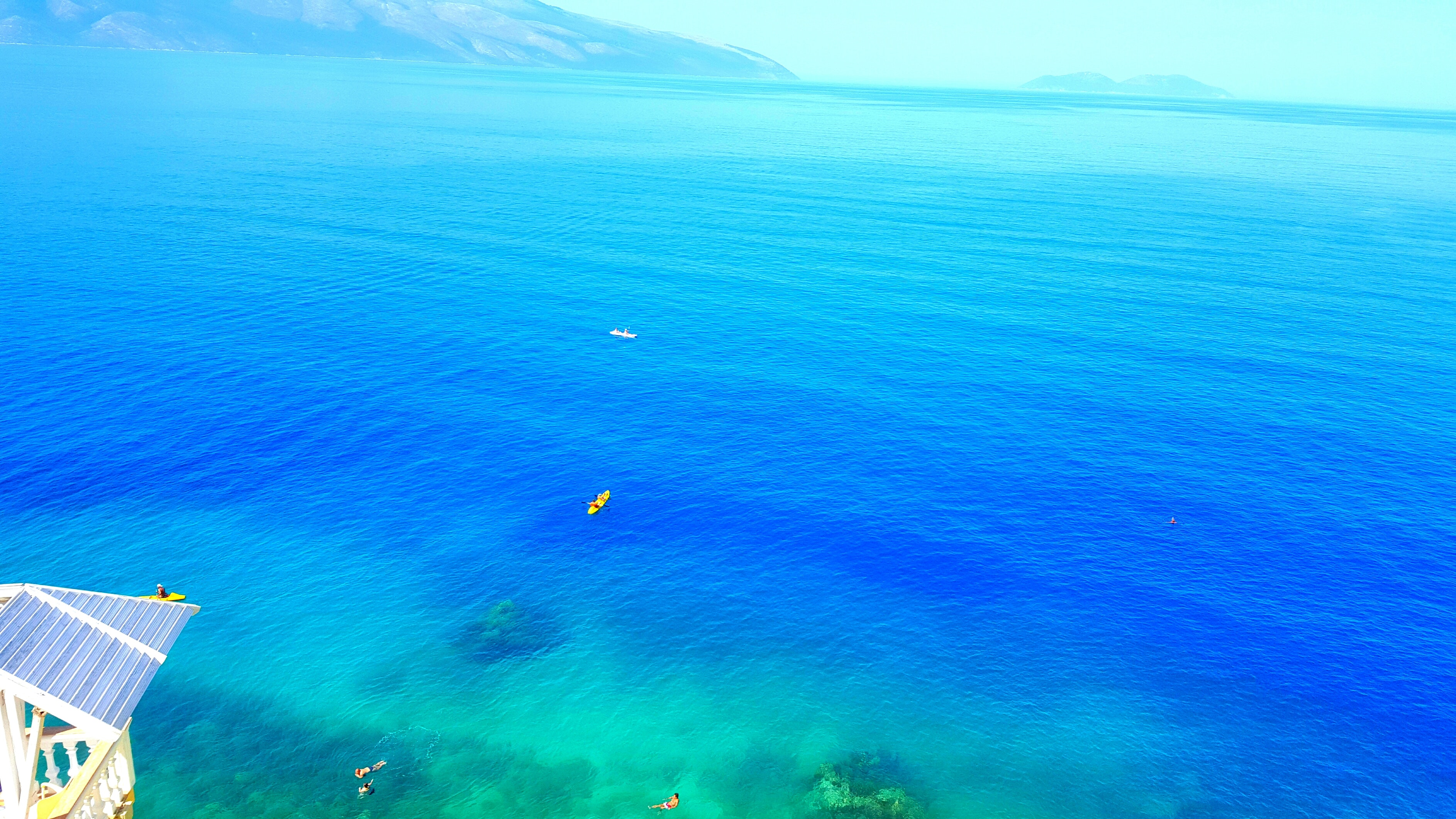 Blue Body of Water, Beach, Seascape, Turquoise, Tropical, HQ Photo