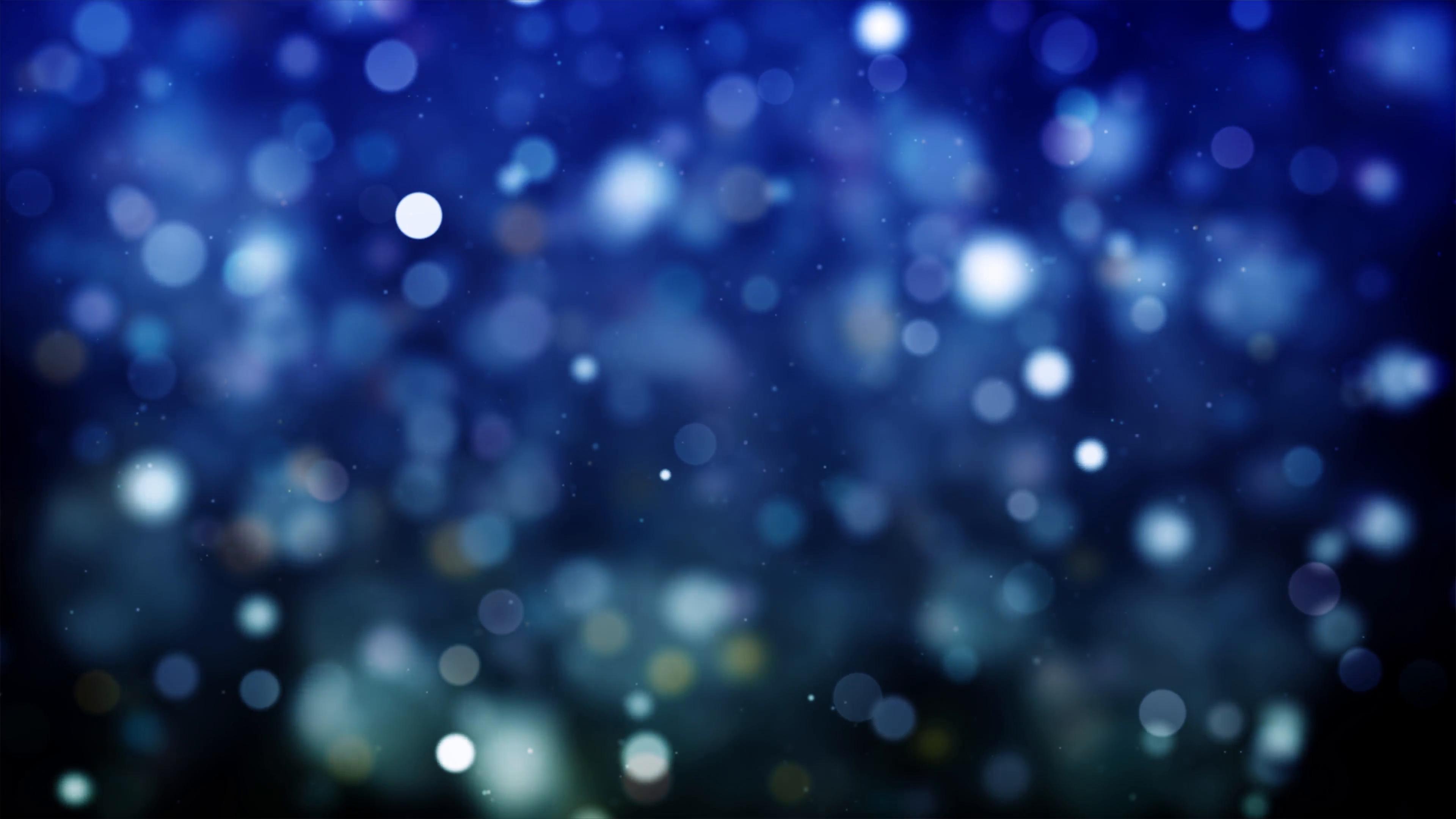 Free photo: Blue Bokeh Blur - Abstract, Blue, Blur - Free ...