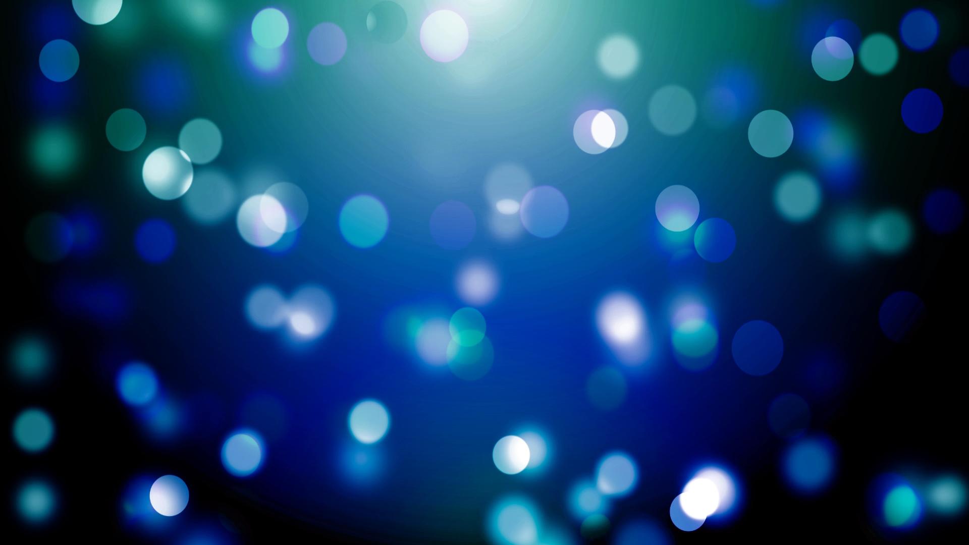 Light Effect Hd Wallpaper Background Images: Free Photo: Blue Bokeh Blur