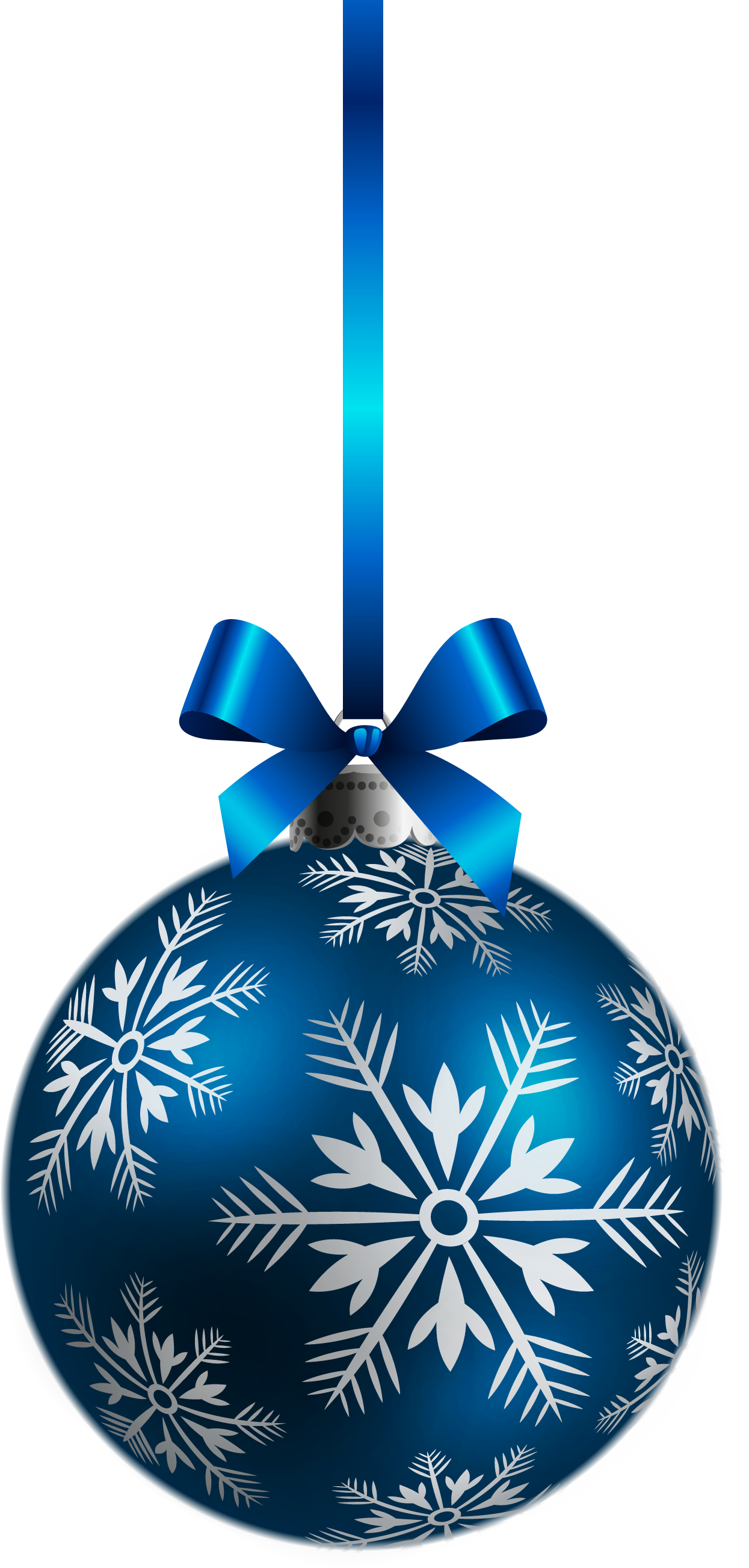 Christmas Ornament Clip Art | Silver Christmas Ornaments Png Ball ...