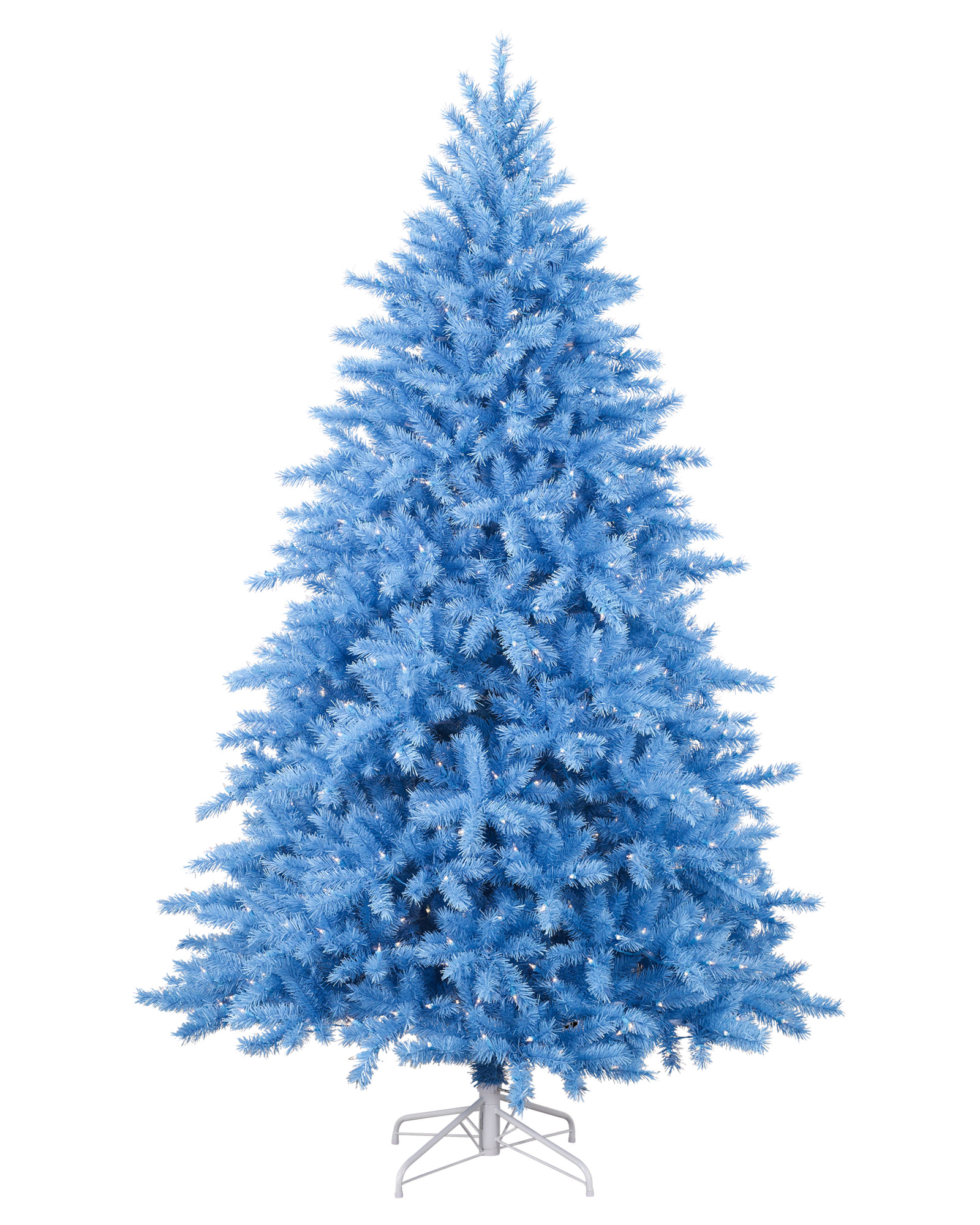 Baby Blue Artificial Christmas Tree | Treetopia