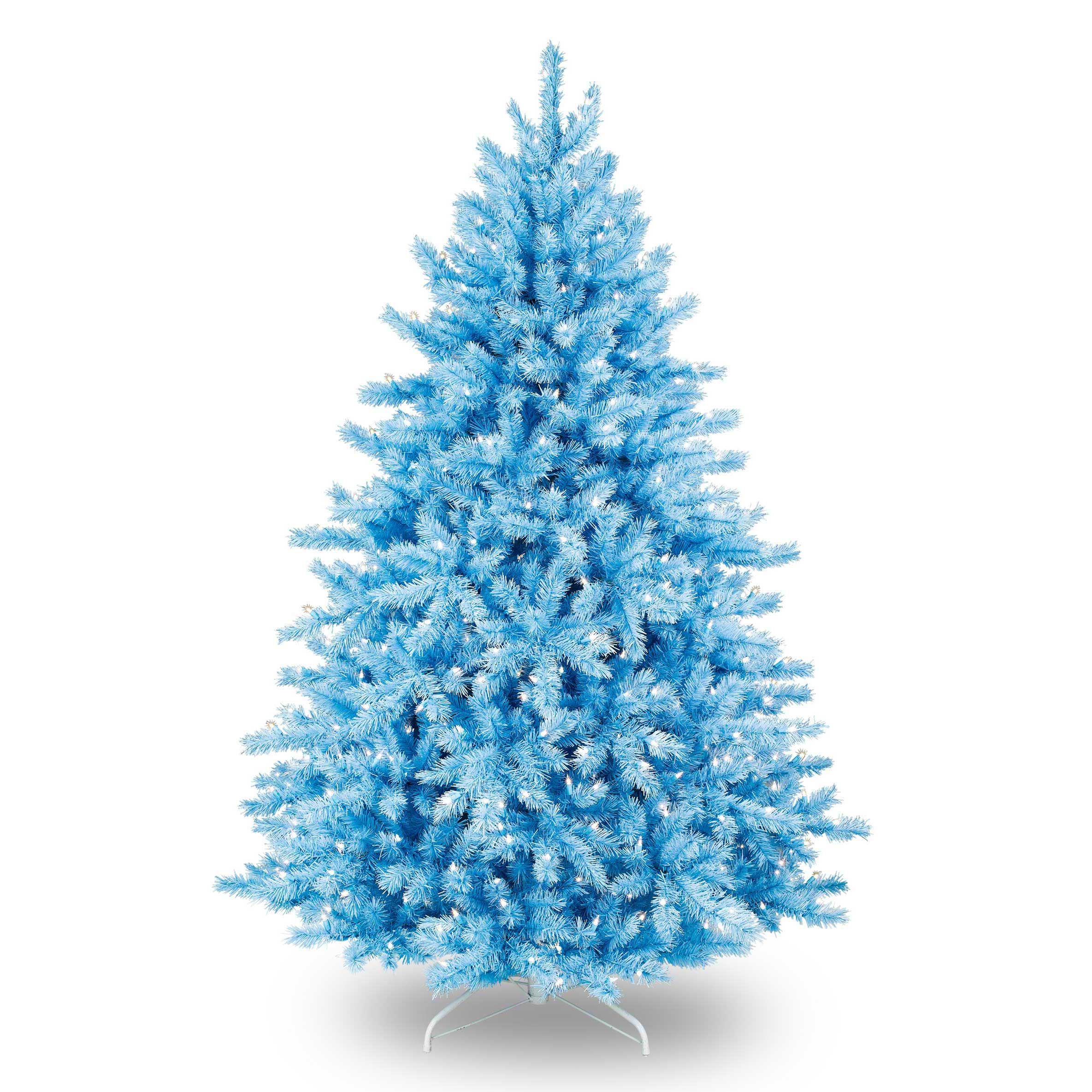 Baby Blue Christmas Tree | Blue christmas, Christmas tree and Easter