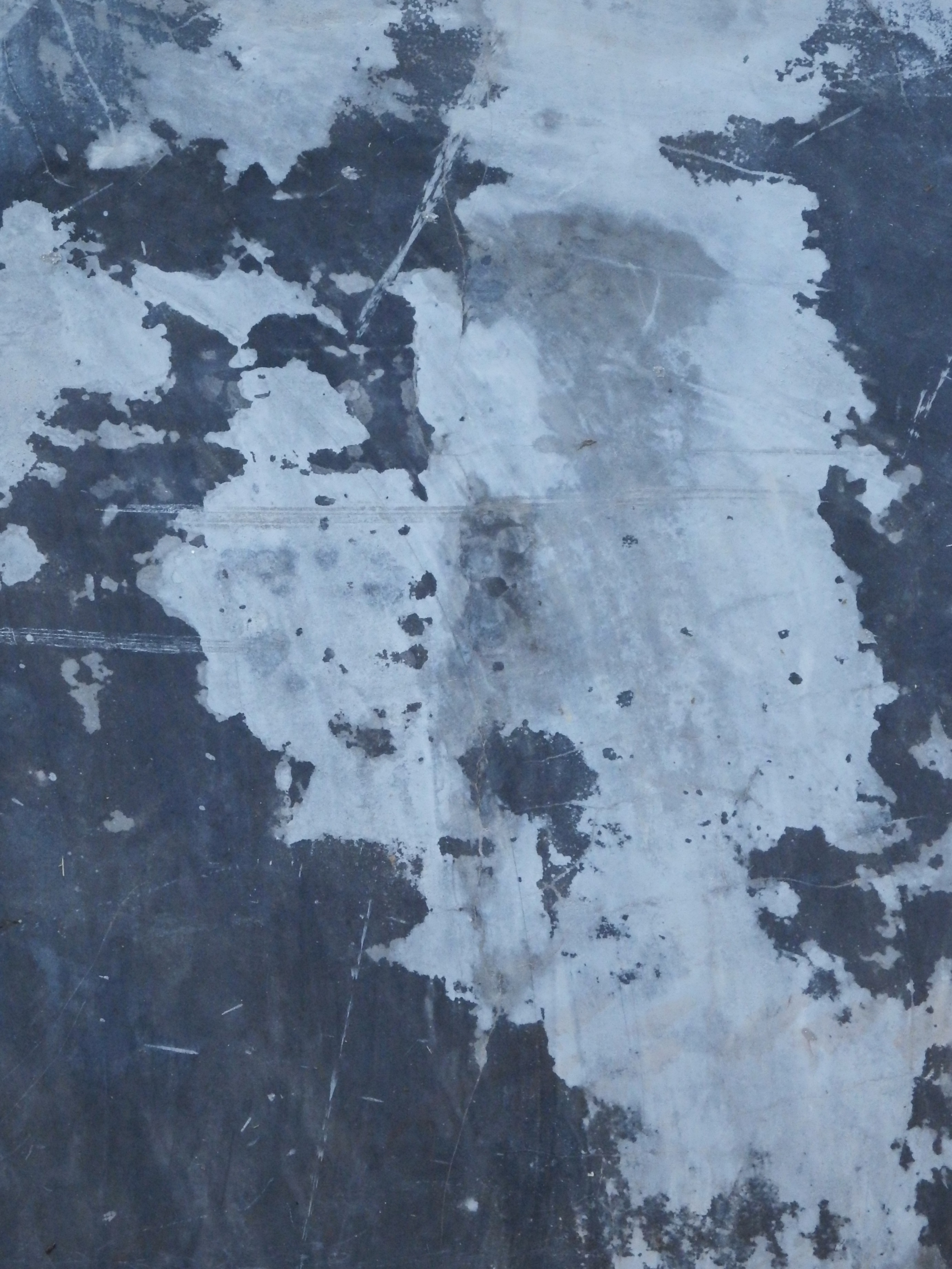Blue Concrete Wall Texture, Abstract, Stonewall, Past, Retro, HQ Photo