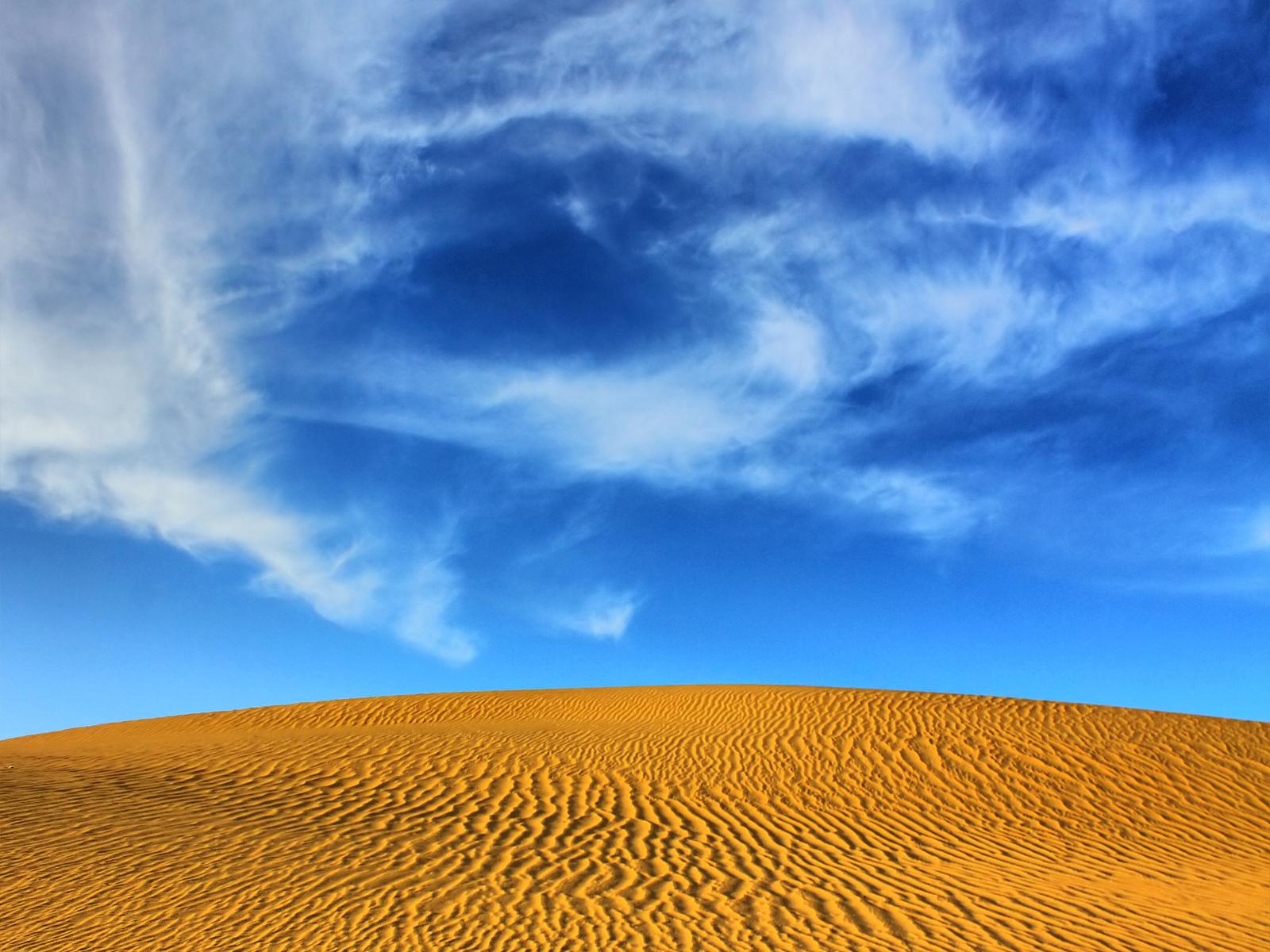 Desert Sky Desktop - Mzna Al khaled Photography